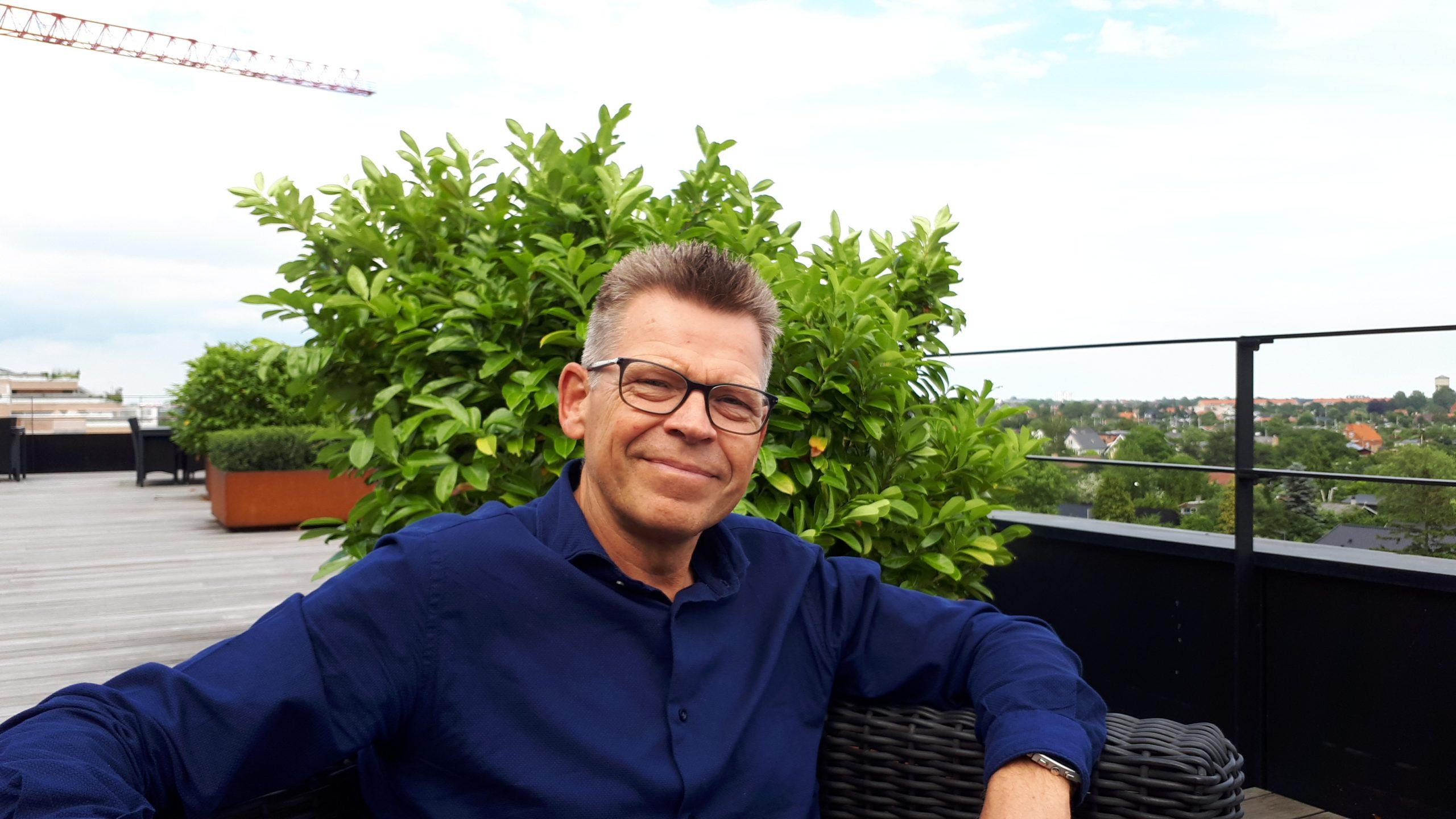 Jan Vendelbo, der til daglig er administrerende direktør for Danmarks største leisurebureau, Spies, samt formand for Rejsearrangører i Danmark – charterselskabernes brancheforening. Arkivfoto: Henrik Baumgarten.
