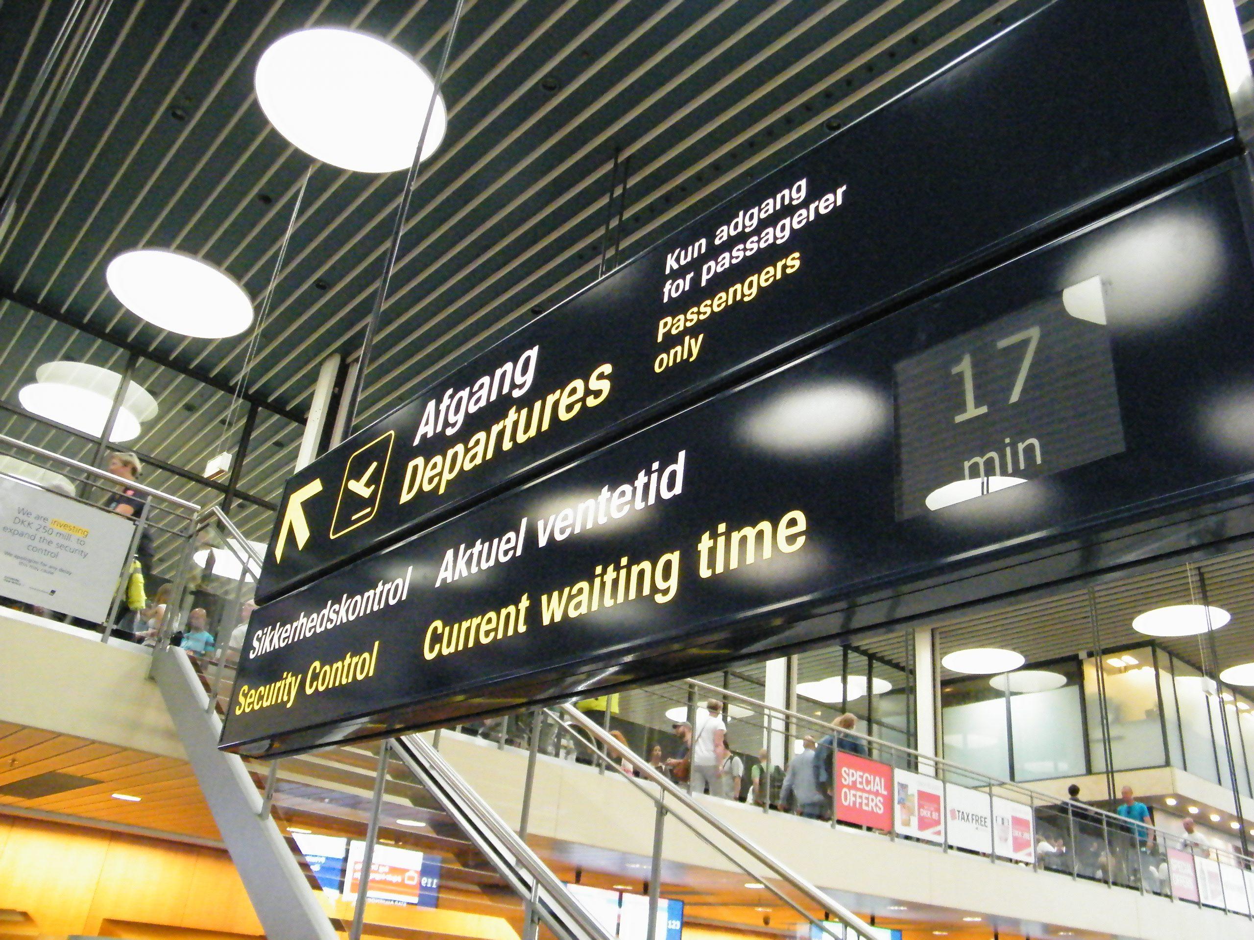 Pengekasserne er nærmest tomme hos flyselskaberne, dermed kan de ikke tilbagebetale de penge til rejsebureauer, som de har købt flyrejser for, der siden er blevet aflyst. Arkivfoto: Henrik Baumgarten.