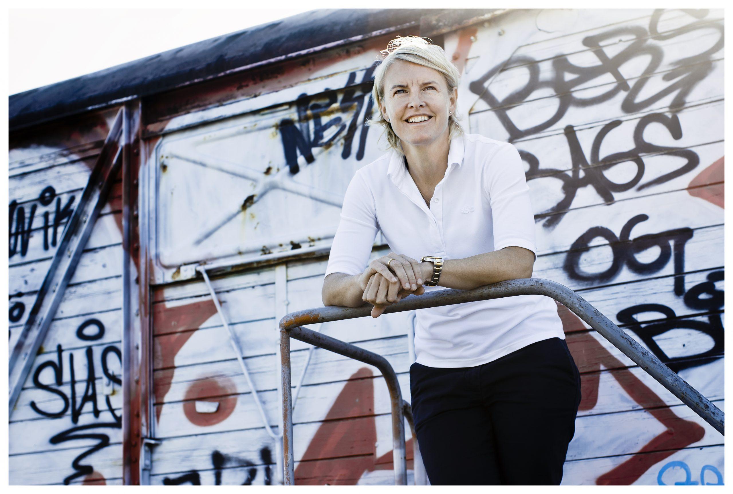 Camilla Andersen og hendes Travel Sense er blandt det mest kendte af de 45 rejsebureauer, der i dag er kommet med støtteerklæring til større rejsebureauer i utilfredshed med ny lov om Rejsegarantifonden. PR-foto via Travel Sense, Claus Boesen.
