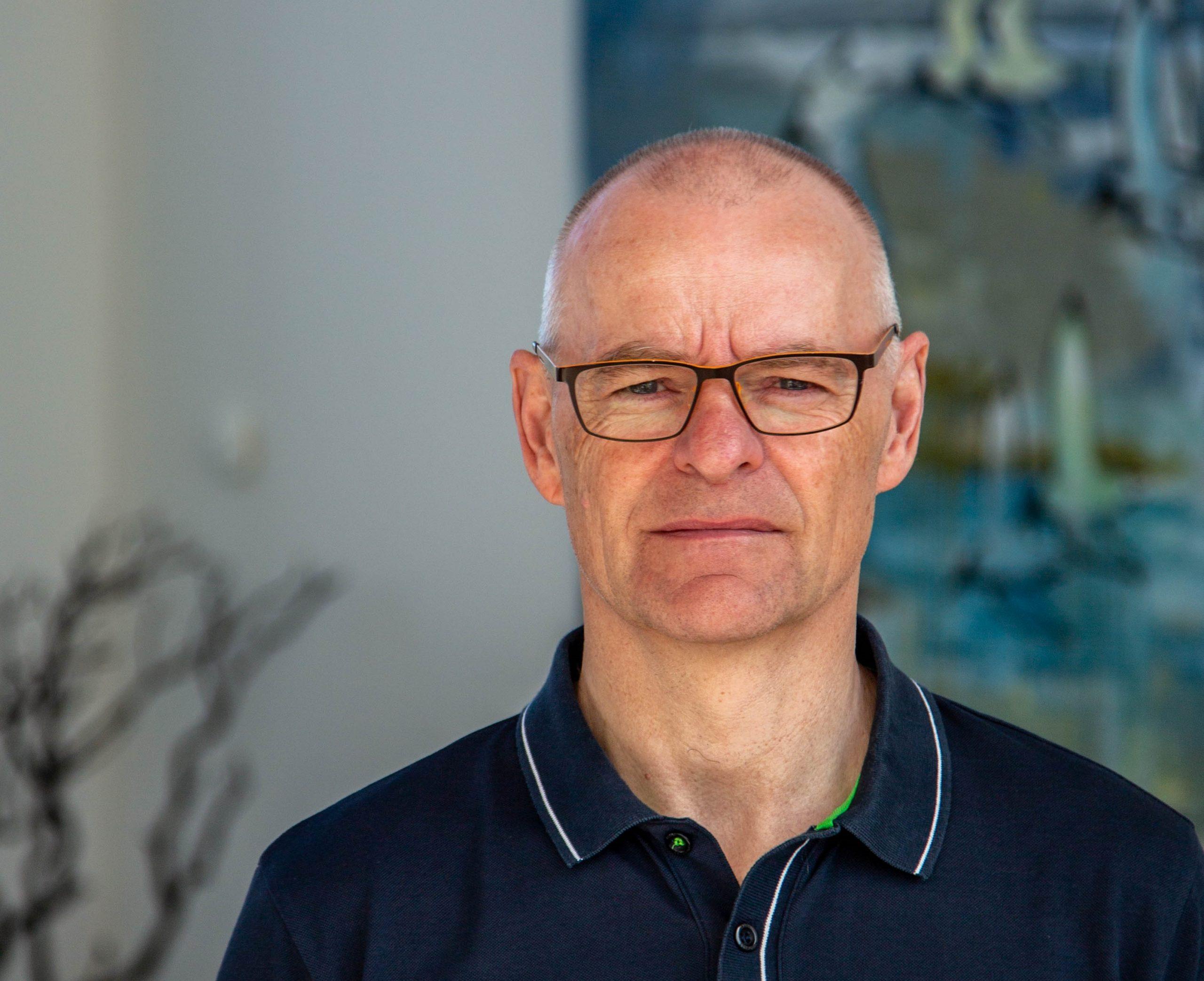 Finn Steffensen, ejer af vestjyske Nymindegab Kro, er ny bestyrelsesformand for Small Danish Hotels. Pressefoto via Small Danish Hotels.