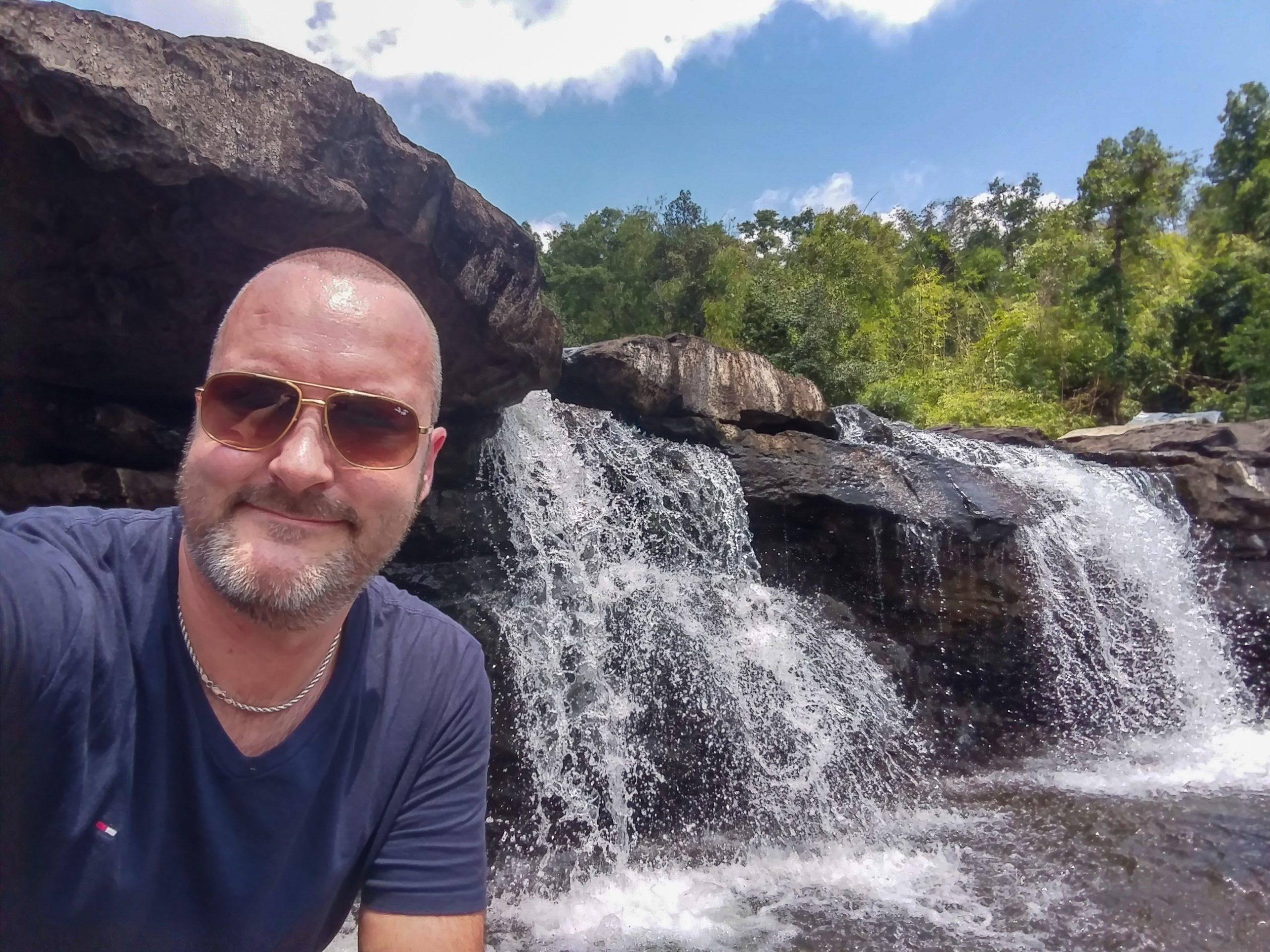Ricko Bastegaard ejer Unique Travel med speciale i individuelle rundrejser til Østen. De nye regler for at rejsebureauer kollektivt skal tilbagebetale statslånet til Rejsegarantifonden vil, som det ser ud nu, koste ham næsten det dobbelte af, hvad han skal låne. Privatfoto.