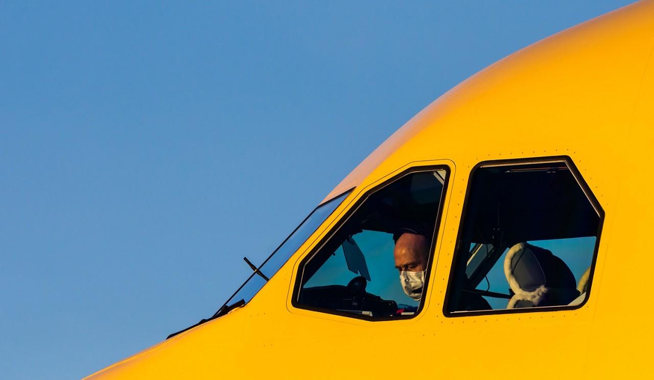 """""""Uden flyselskaber er der betydelig risiko for, at det vil være umuligt for danske turister at rejse til deres sædvanlige destinationer. Ingen flyforbindelser, ingen destinationer,"""" sagde turistchef efter møde om fremtidens turisme efter coronakrisen. Arkivpressefoto fra Airbus."""