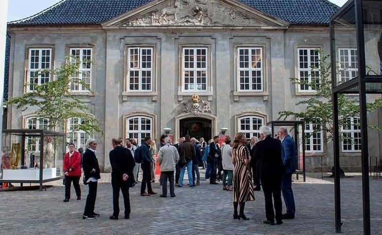 Designmuseum Danmark i København mærker som alle andre i det danske turist- og turisterhverv også coronakrisen hårdt. Dansk Industri ønsker en større og langvarig hjælpepakke, for at få erhvervet på benene efter krisen. Arkivpressefoto fra Designmuseum Danmark via Dansk Industri.