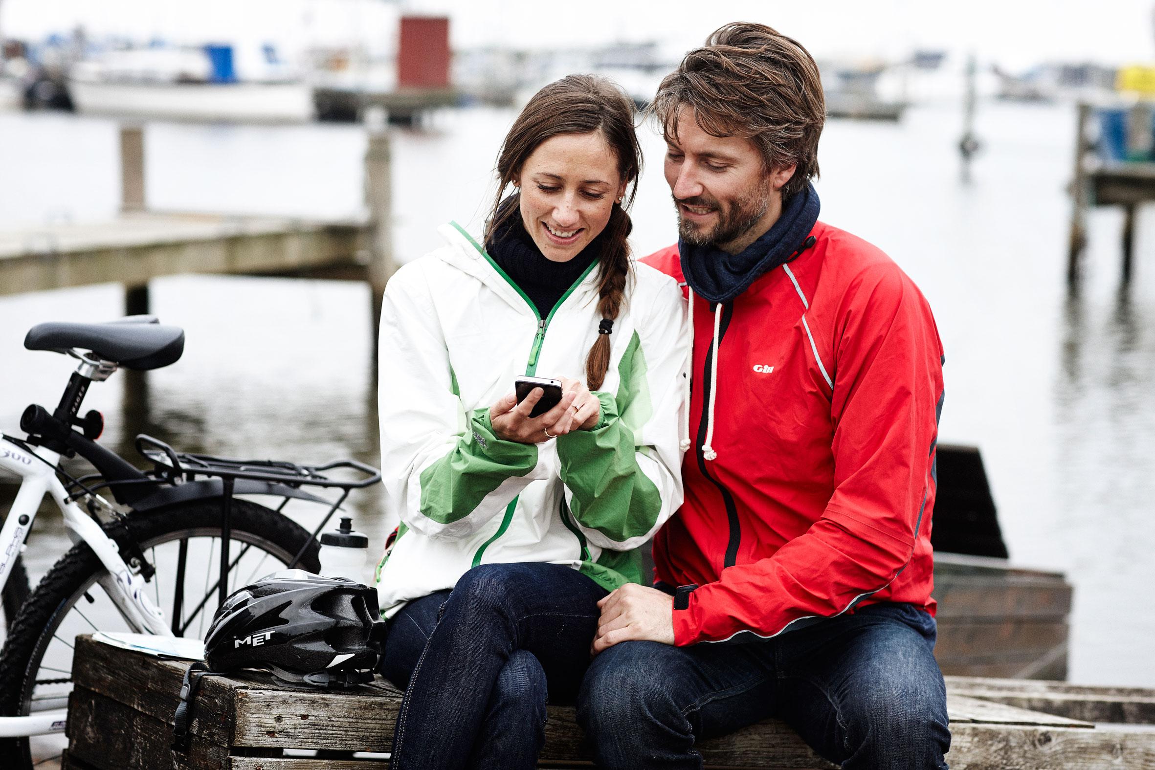 Teleselskaberne kan under coronakrisen hjælpe myndighederne med at afklare danskernes bevægelsesmønstre. Arkivfoto fra VisitDenmark, Niclas-Jessen.