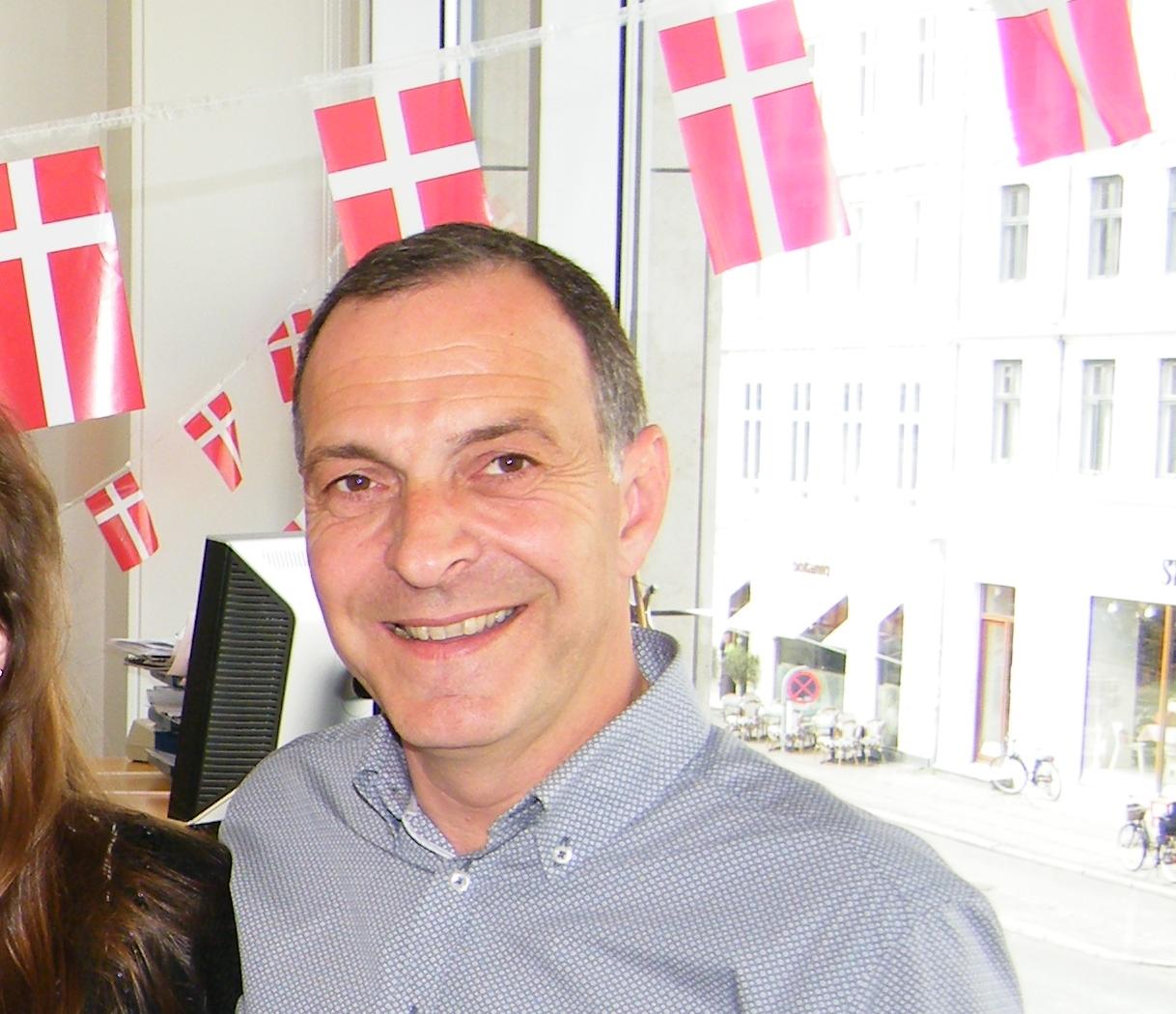 54-årige Patrick Menzies stopper som nordisk salgschef for konkurstruede South African Airways. Arkivfoto: Henrik Baumgarten.