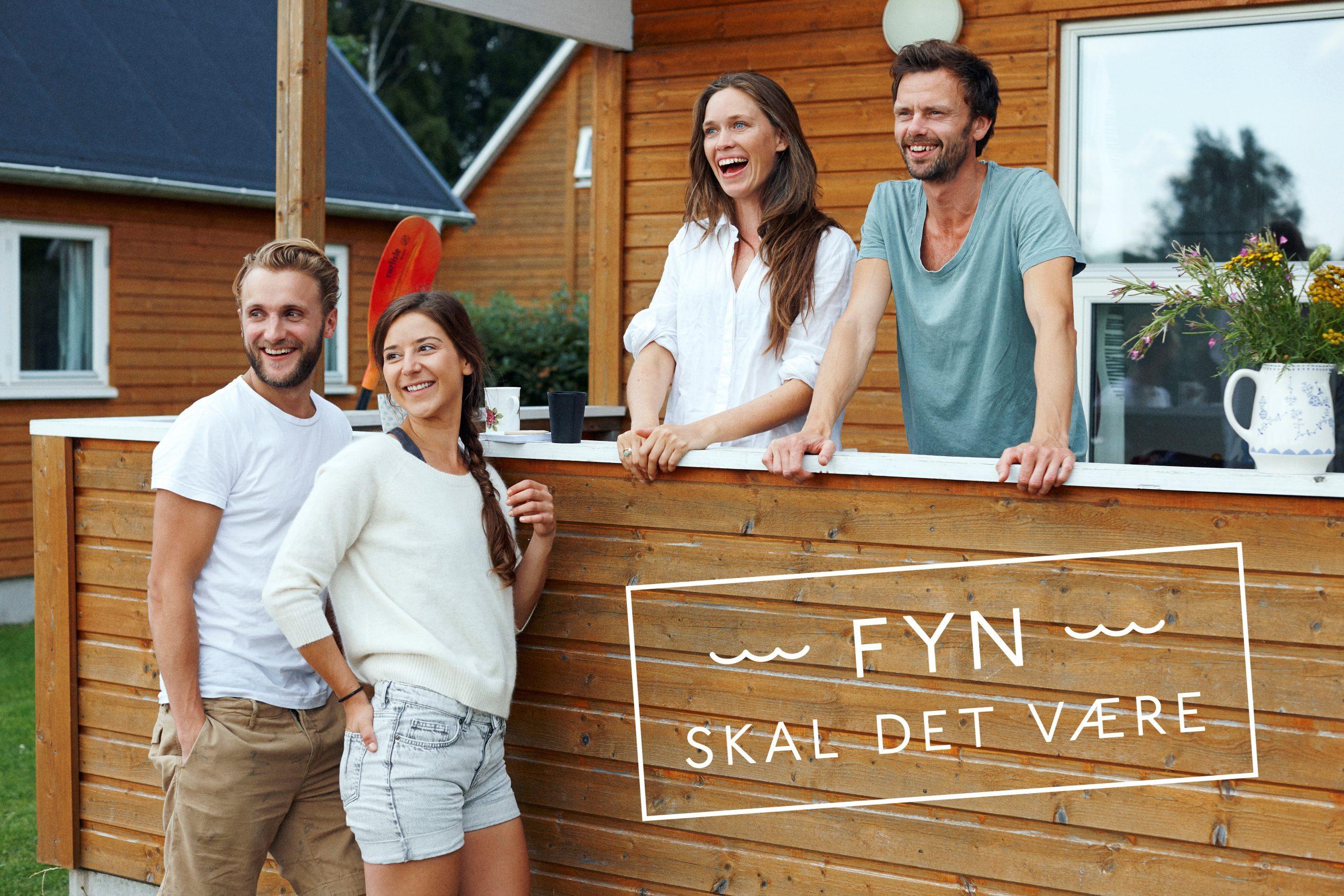 """Under overskriften """"Fyn skal det være"""" bruger Destination Fyn op mod fire millioner kroner på at tiltrække danske turister. Foto fra Destination Fyn: Niclas Jessen."""