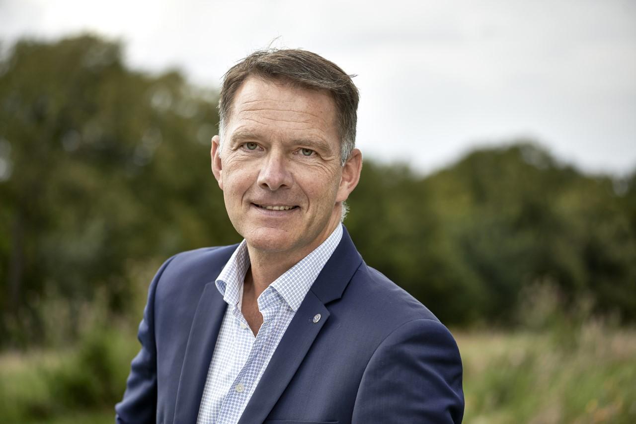 Jens Müller, formand Danske Destinationer, hvis 15 medlemmer af danske destinationsselskaber, repræsenterer cirka 97 procent af den samlede turismeomsætning i Danmark. Arkivpressefoto.