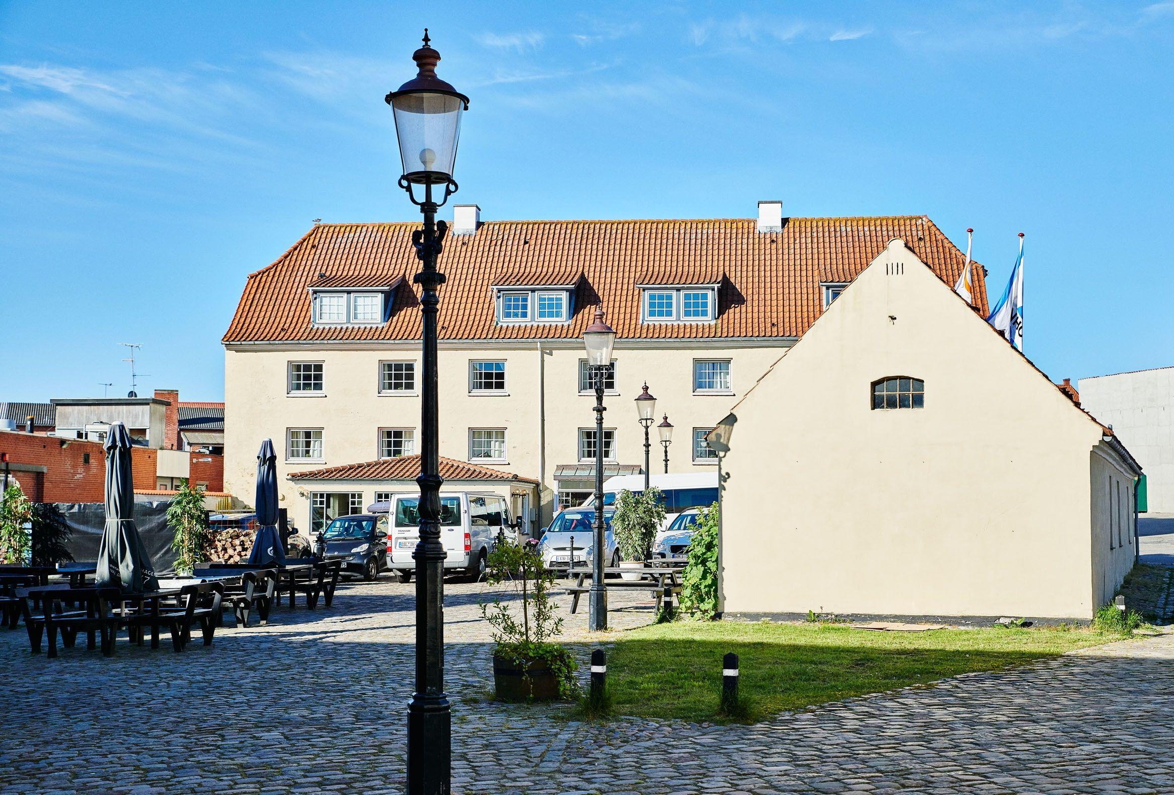 Danhostel Frederikshavn City er blandt de otte danske hoteller der er krakket under coronakrisen. Arkivfoto.
