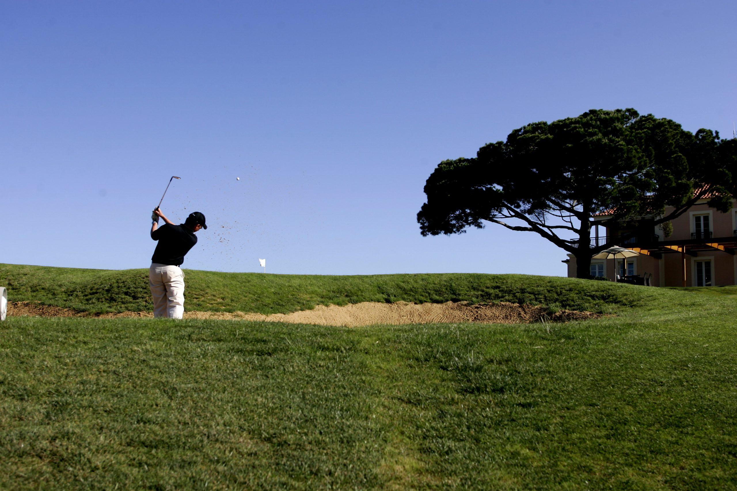 Også golfrejsebureauer er som alle andre hårdt ramt af coronakrisen. Arkivpressefoto: Golf Estoril, Sintra Golf Coast.