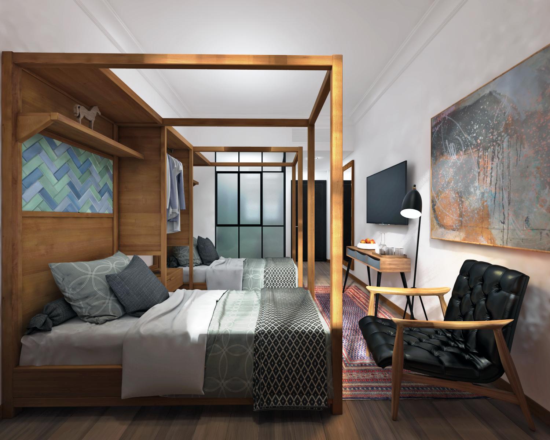 Også de danske hoteller er hårdt udfordret af coronakrisen. Horestas formand mener, at april blev årets lavpunkt. Arkivpressefoto fra Guldsmeden Hotels.