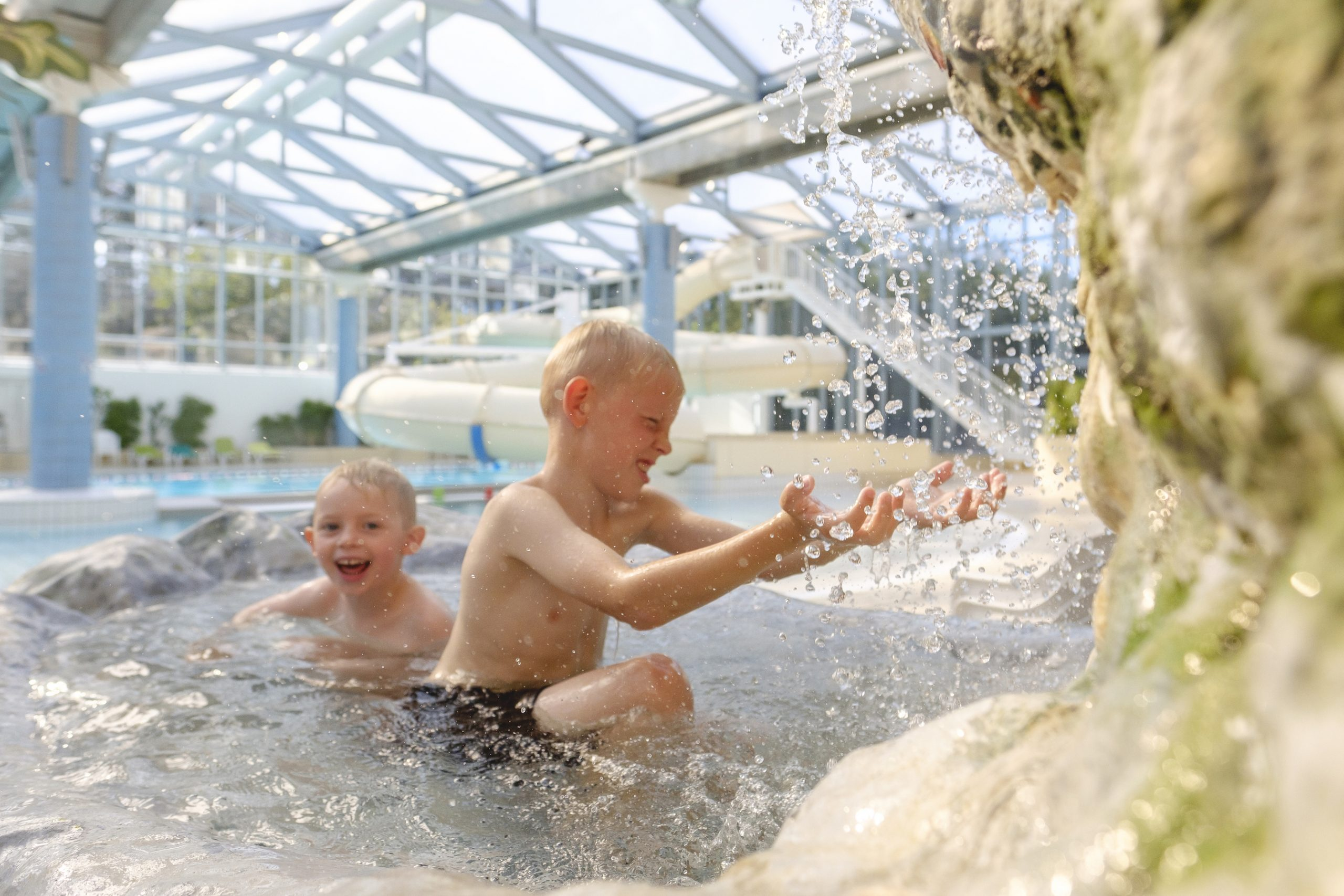 Landal GreenParks er ifølge egne oplysninger Europas største ferieparkkæde med 90 parker og 15.000 ferieboliger i ni europæiske lande. Pressefoto: Maarten Huisman.