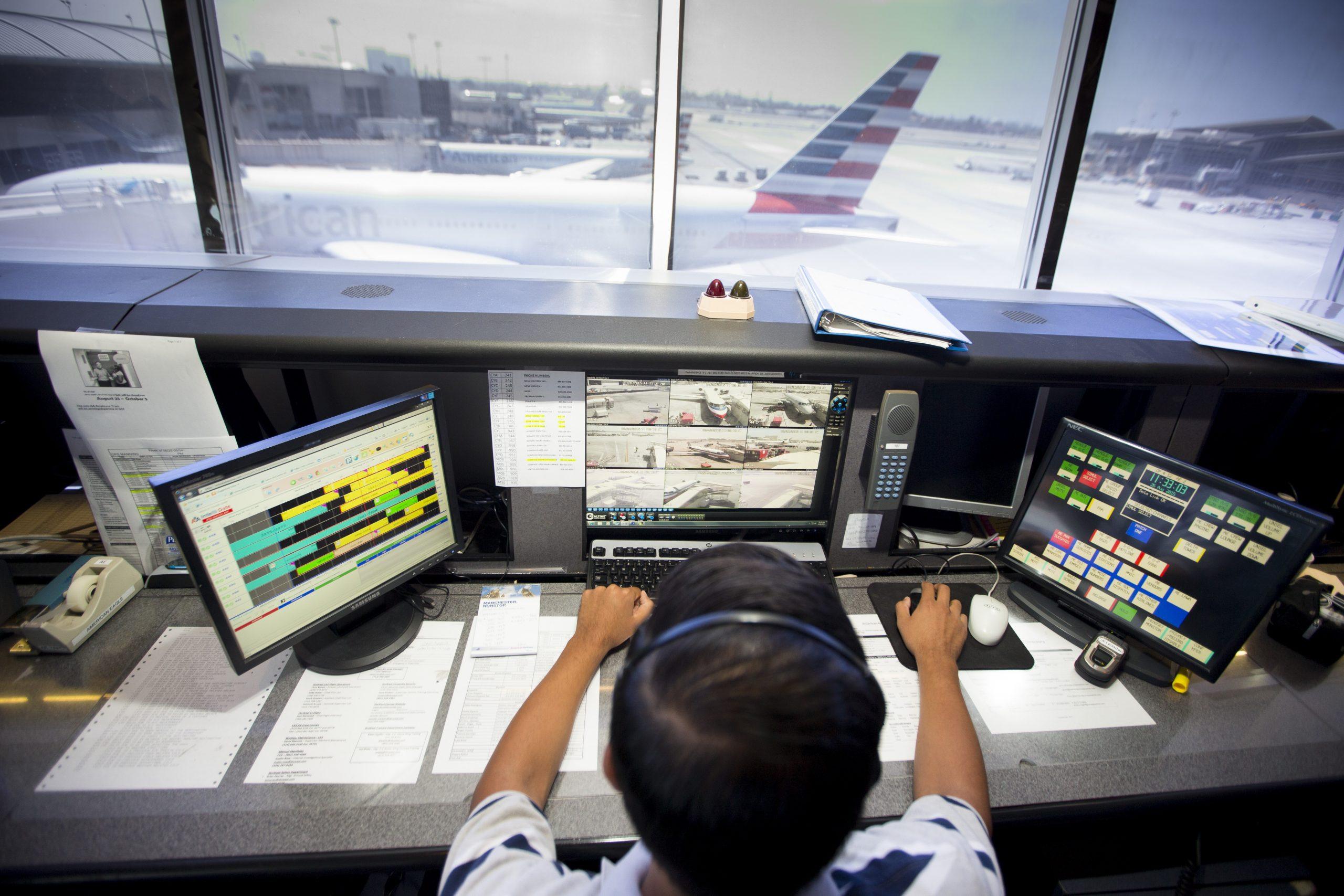 Verdens største flyselskab, American Airlines, øger fra august sin betjening mellem USA og Europa. AA har ingen ruter til Skandinavien. Pressefoto: American Airlines, Brandon Wade.