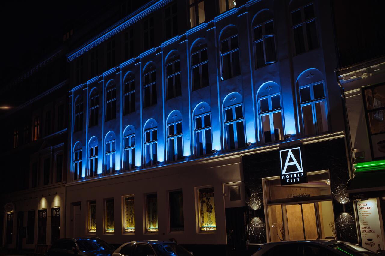 A Hotels City i København – tidligere Hotel Viktoria. (Foto: Booking.com)