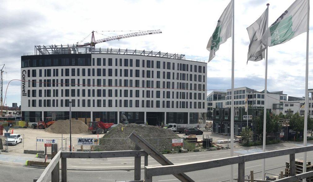 Comwell driver foreløbig 15 hoteller i Danmark, til januar åbnes kædens første i København, Portside i Københavns Havn, der også bliver kædens største hotel. Arkivfoto fra Comwell.