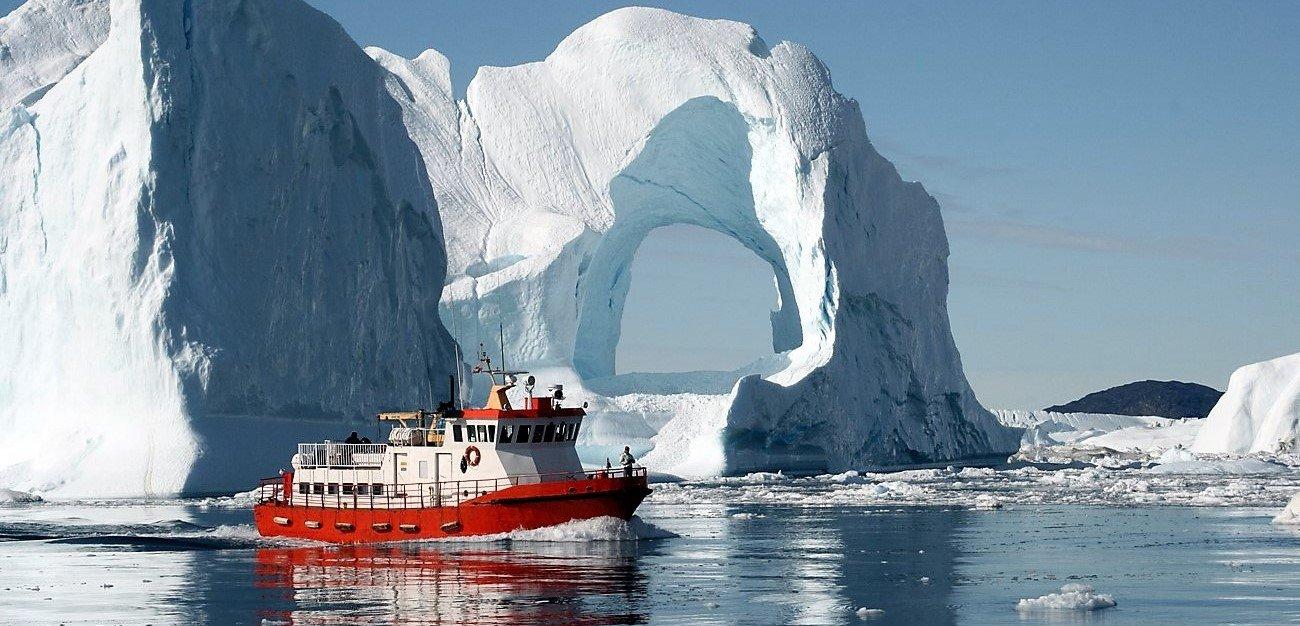 Disko Line er et passager- og fragtrederi i Vestgrønland. (Foto: Disko Line)