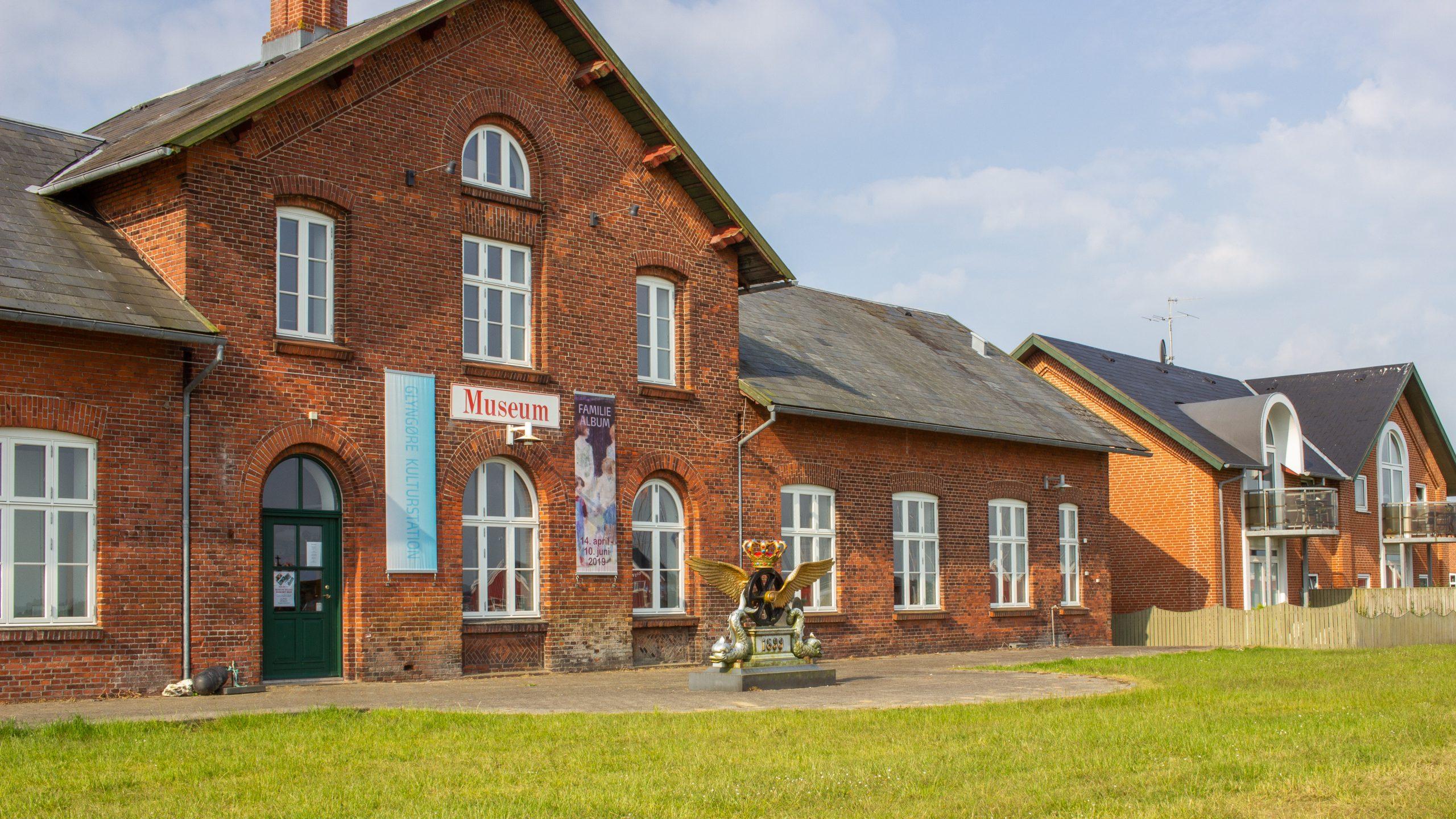 Glyngøre Kulturstation på nordspidsen af Salling var sidste år nummer 300 ud af 300 over de mest besøgte attraktioner i Danmark. Fremsendt foto fra Glyngøre Kulturstation, en del af Museum Salling.