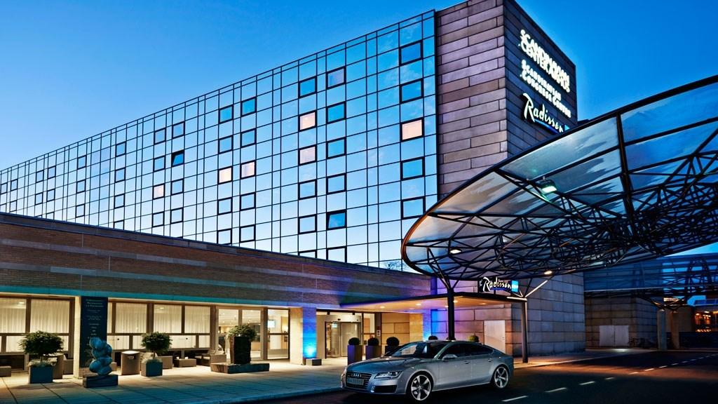 Radisson Blu Scandinavia Hotel i Aarhus. (Foto: Radissin | PR)