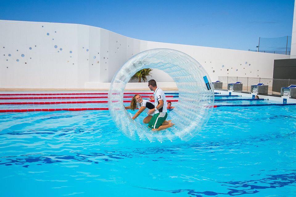 Club La Santa genoptager i starten af september flyvningerne fra Billund og København til Lanzarote. På resortet tilbydes op til 80 sportsgrene med mere. Arkivfoto fra Club La Santa.