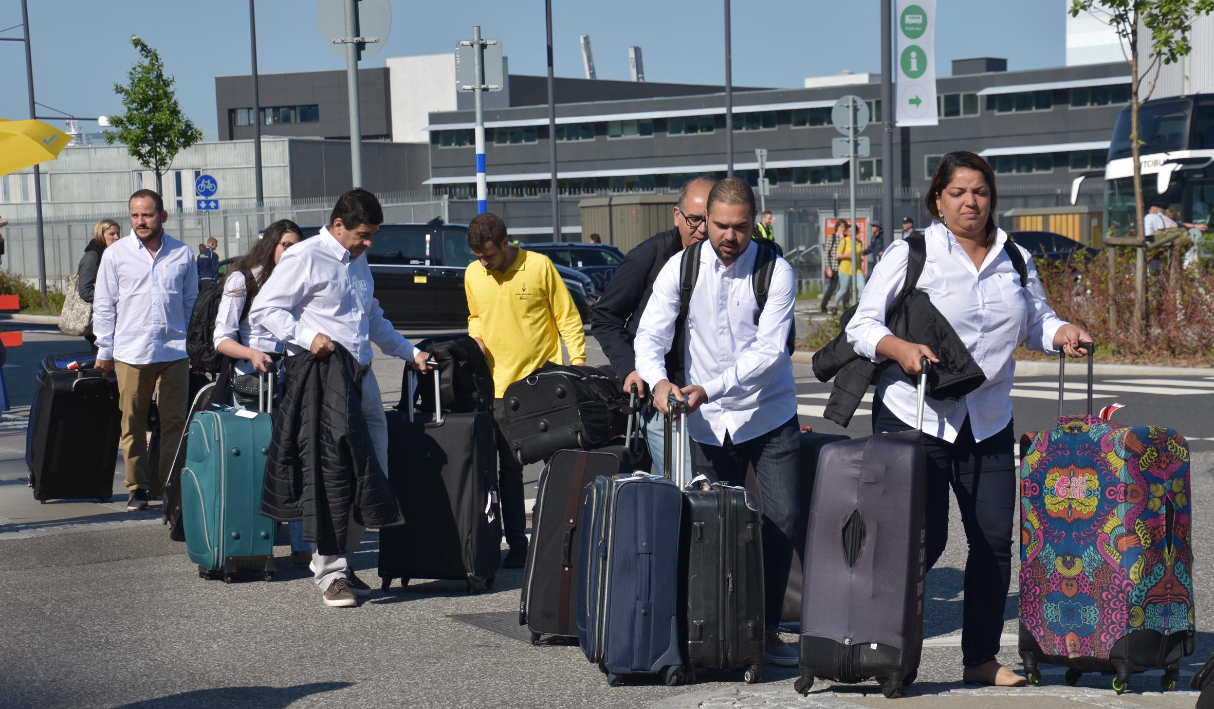 Borealis Destination Management, der også markedsføres som Via Hansa & Borealis Copenhagen, er gået konkurs og er ifølge ejerne i gang med en omstrukturering. Arkivfoto fra København: Preben Pathuel.