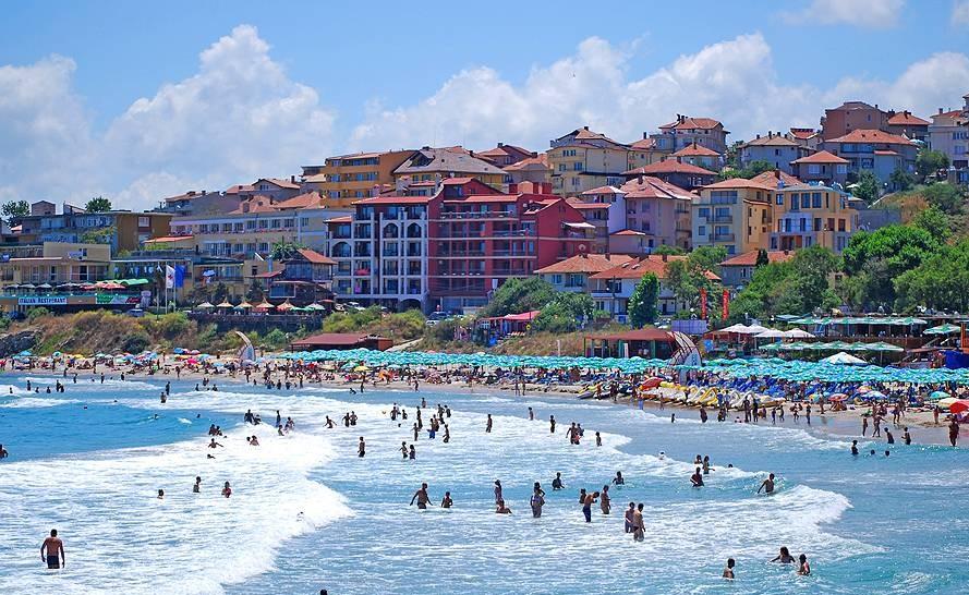 Sozopol er et af de mange ferieområder ved Sortehavskysten i Bulgarien. (Arkivfoto)