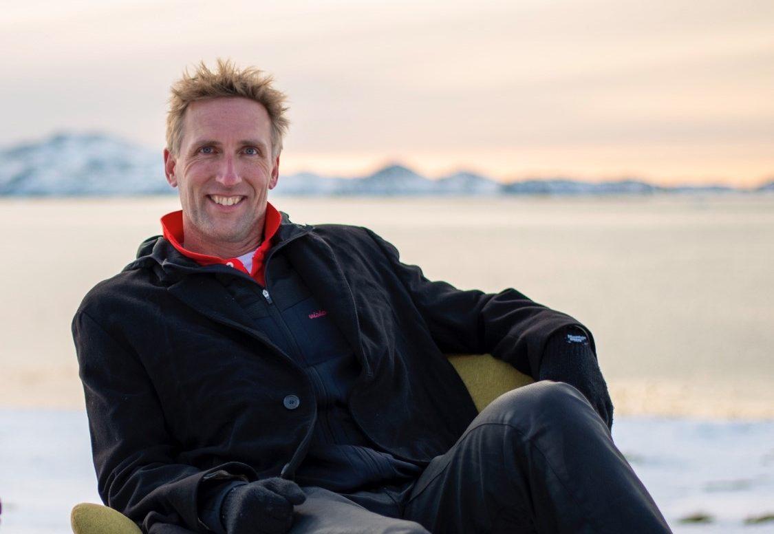 Christian Keldsen, kendt i rejsebranchen fra blandt andet sin tid som kommerciel direktør i Air Greenland, er fra 1. november ny administrerende direktør for Grønlands Erhverv, der også har fokus på turisme. Foto: Rene Design.
