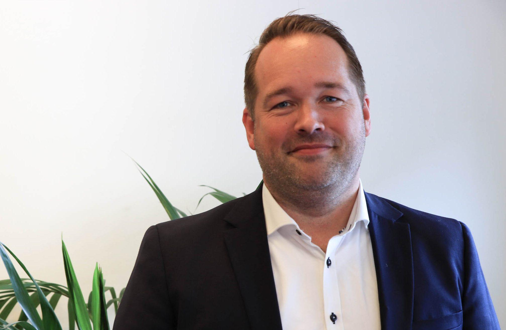 Kasper Renström Østervig er fra næste måned ny salgsdirektør for Hertz Biludlejning i Danmark. PR-foto.