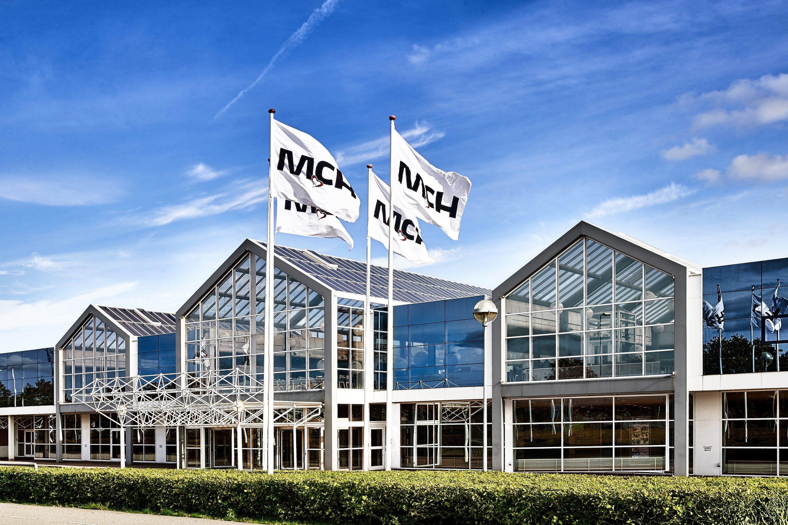 MCH-koncernen beskæftiger i dag 250 fuldtidsansatte i sine tre hovedområder: MCH Messecenter Herning, Jyske Bank Boxen og MCH Herning Kongrescenter. Arkivfoto: MCH/Tony Brøchner.