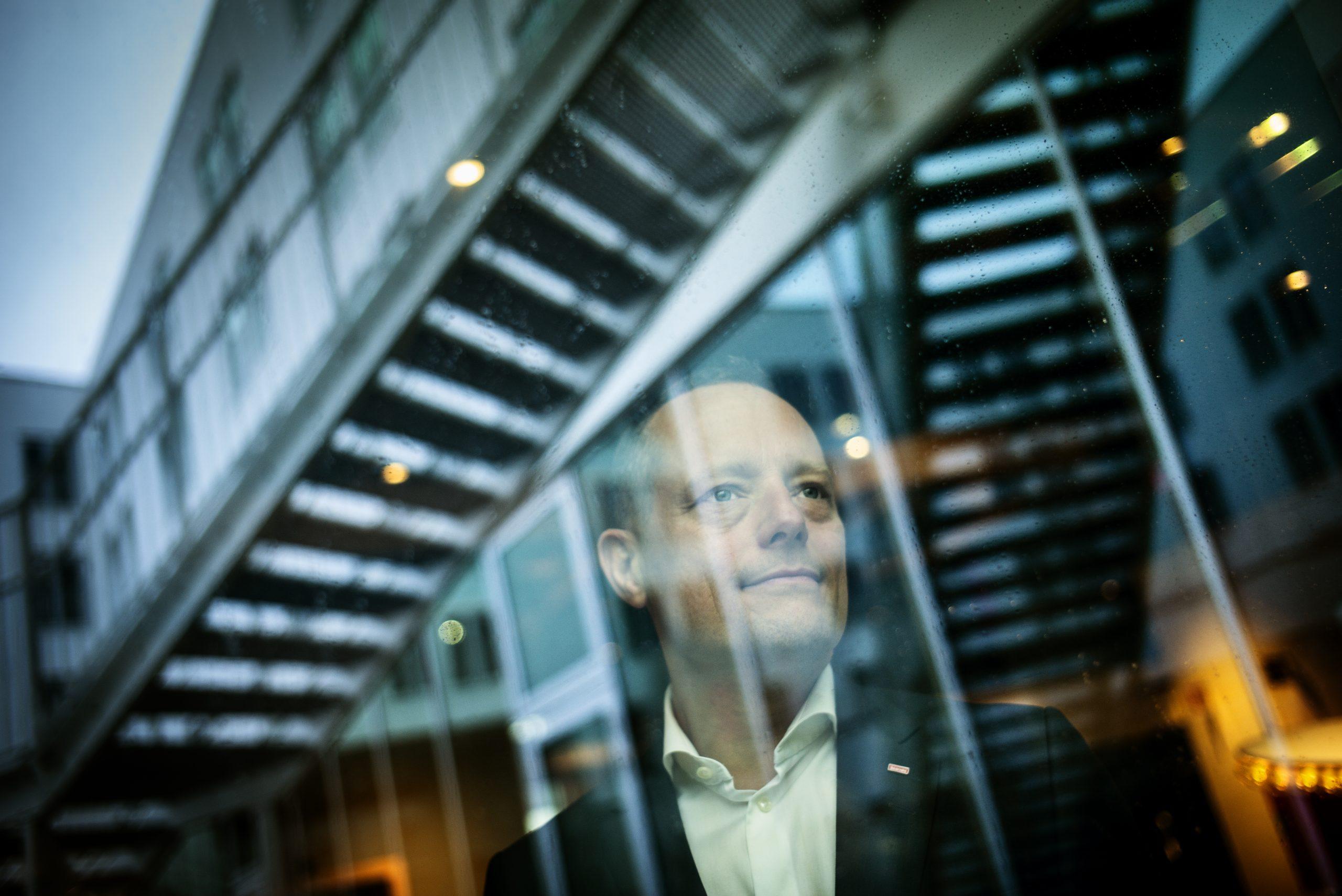 Søren Faerber, administrerende direktør for Scandic Danmark, må igen ud i en fyringsrunde, denne gang rammer den cirka 250 medarbejdere. Arkivpressefoto fra Scandic.