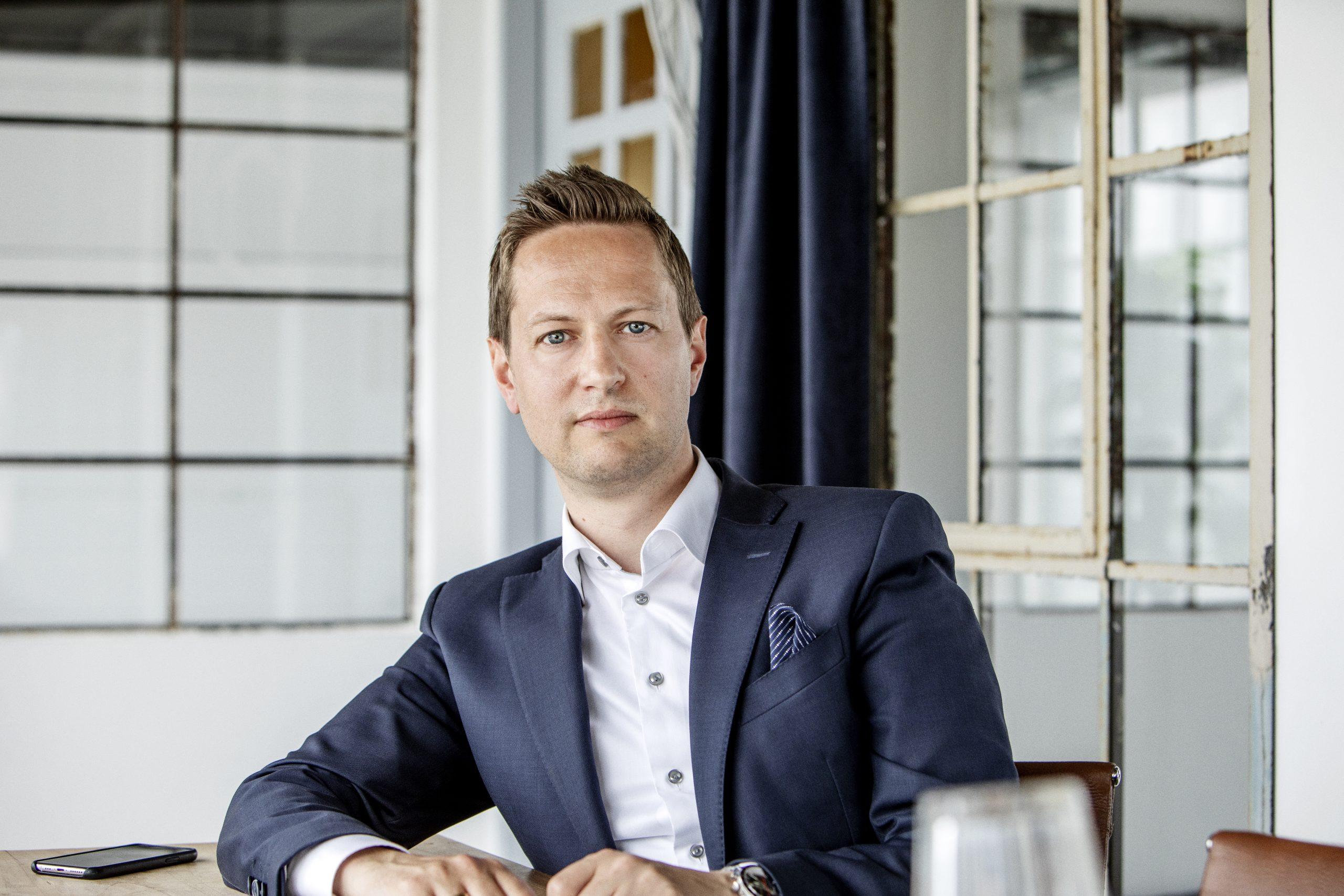 Christen Bagger, der sidste efterår stoppede som direktør hos Nordic Choice Hotels. Foto: Jens Rosenfeldt.