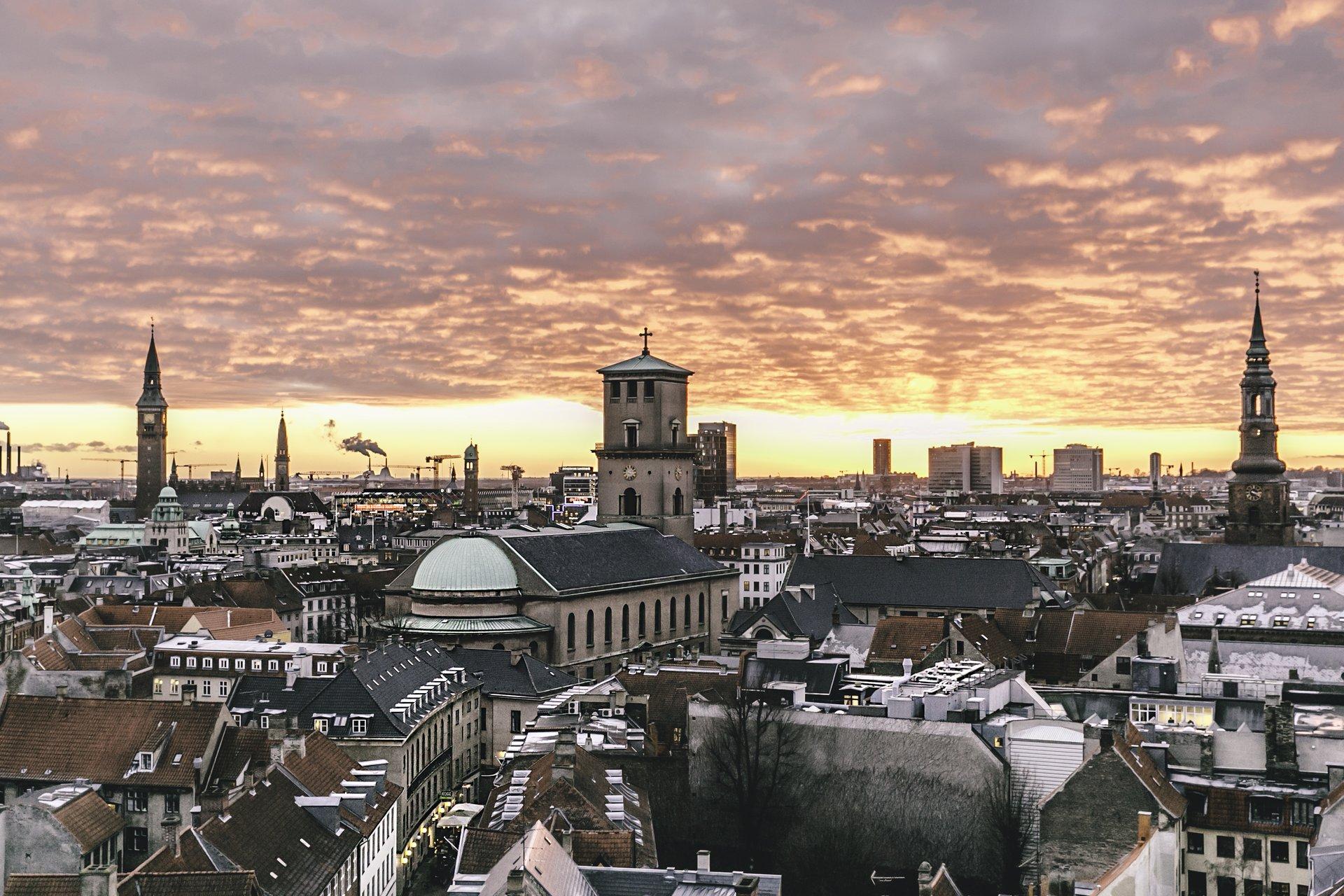 Navnlig København er hårdt ramt af færre gæster på hovedstadens hoteller. Pressefoto fra Wonderful Copenhagen: Thomas Høyrup Christensen.
