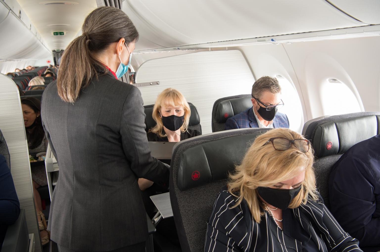 Erhvervsrejsebureauet Egencia har opsagt cirka hver fjerde medarbejder i Danmark. Men der bookes stadig forretningsrejser i og udenfor Europa. Arkivpressefoto fra Air Canada.
