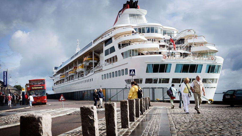 Kommer coronakrisen under kontrol allerede næste år, så har Danmark og Københavns Havn udsigt til et rekordantal anløb af krydstogtskibe. Arkivpressefoto fra Wonderful Copenhagen, Ty Stange.