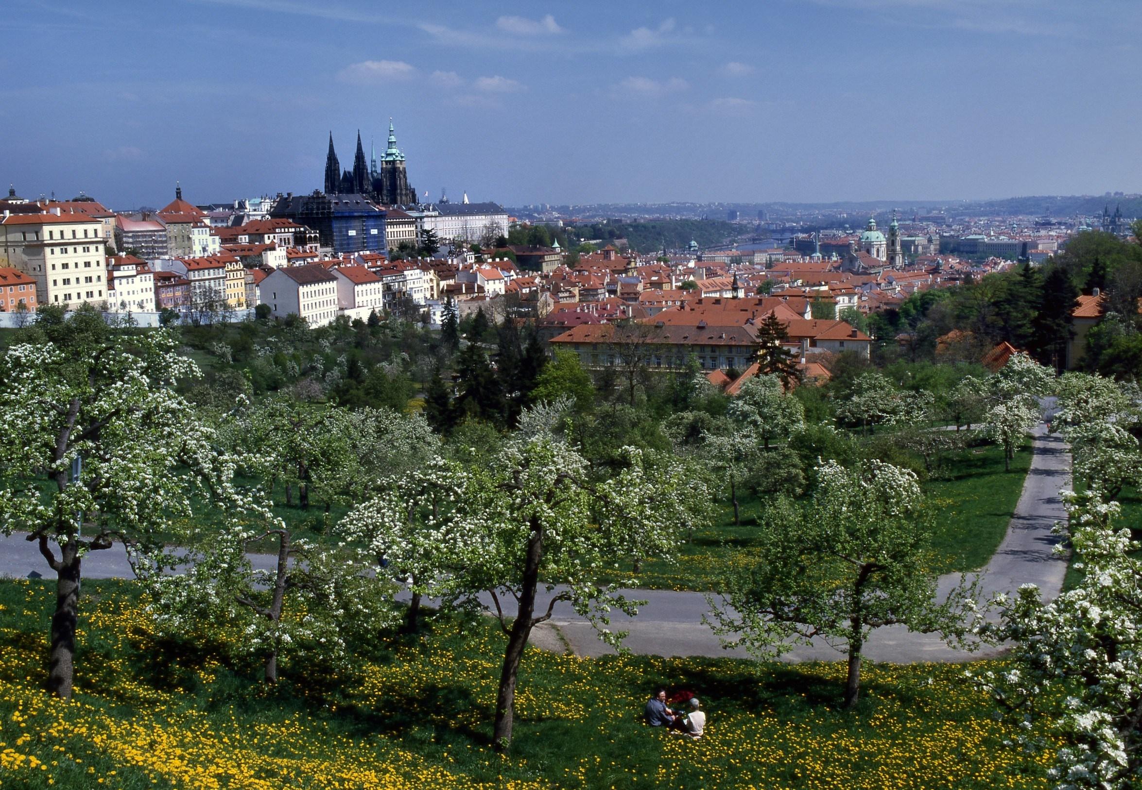 Tjekkiet forventes i dag at skifte fra gul til orange i de danske rejsevejledninger. Arkivpressefoto: Czech Tourism.