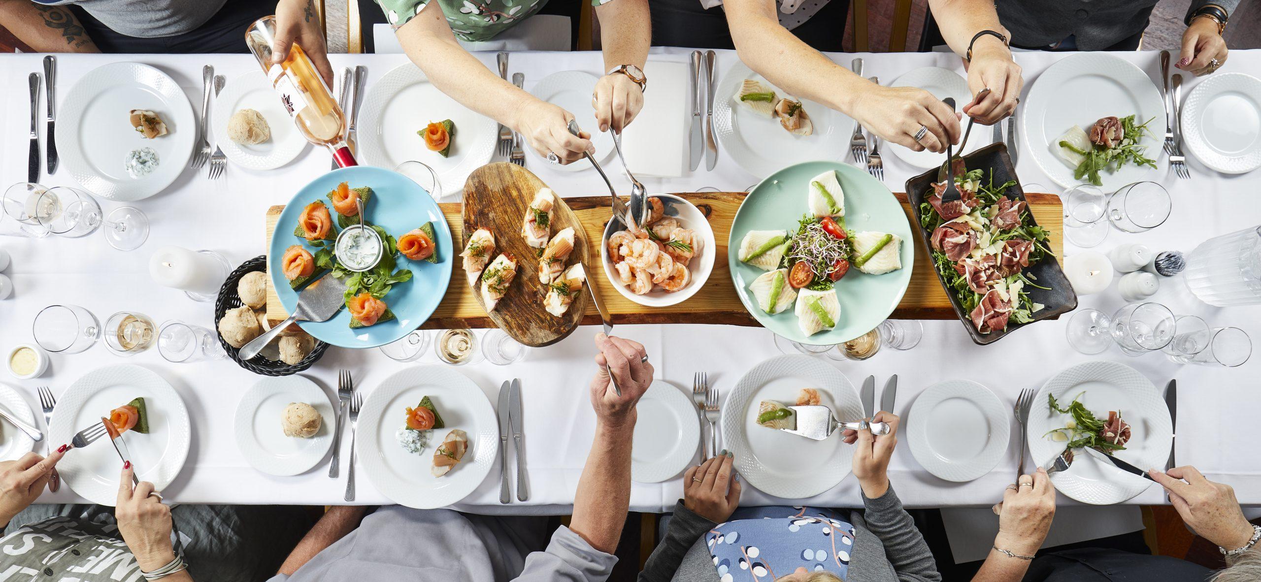 Af de i alt 356.000 beskæftigede på tværs af brancher der var været hjemsendt med lønkompensation fra 11. marts til ultimo august, var de 59.000 i hotel- og restaurantbranchen. Arkivpressefoto fra Vingsted Hotel og Konferencecenter.