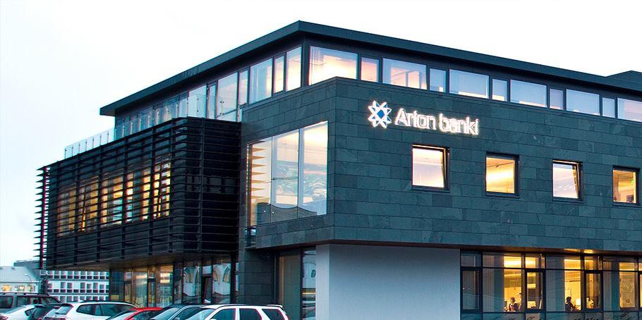 Arion Bank er via investerings- og holdingselskabet Sólbjarg, hovedaktionær i det nye Bravo Tours. (Foto: Arion Banki | Facebook)