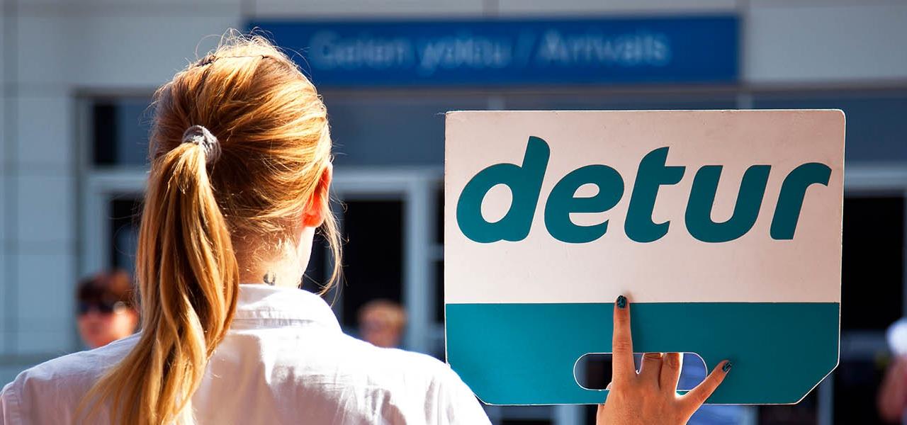 Detur med dansk hovedkontor i København har skiftet ejer. Charterrejsebureauet havde sidste år over 45.000 gæster ud af København, Billund og Aalborg, et fald på 12 procent i forhold til 2018. PR-foto Detur Danmark.