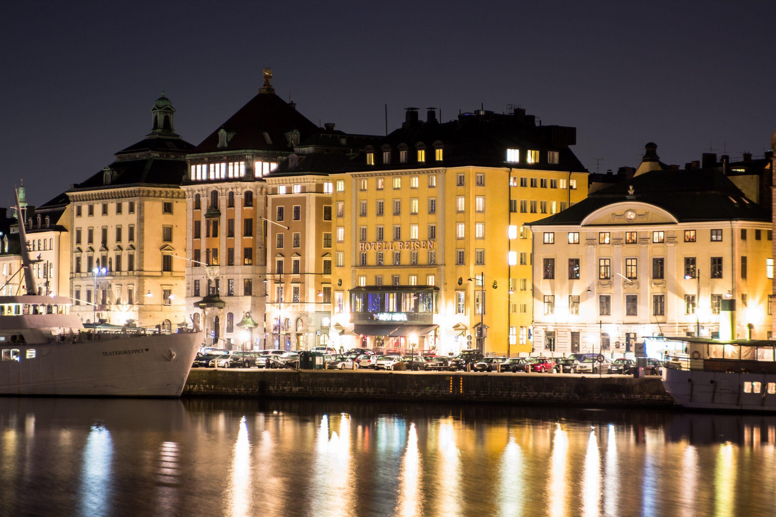 Den amerikanske hotelkæde Hyatt overtager næste år driften af Hotel Reisen i det centrale Stockholm. PR-foto.