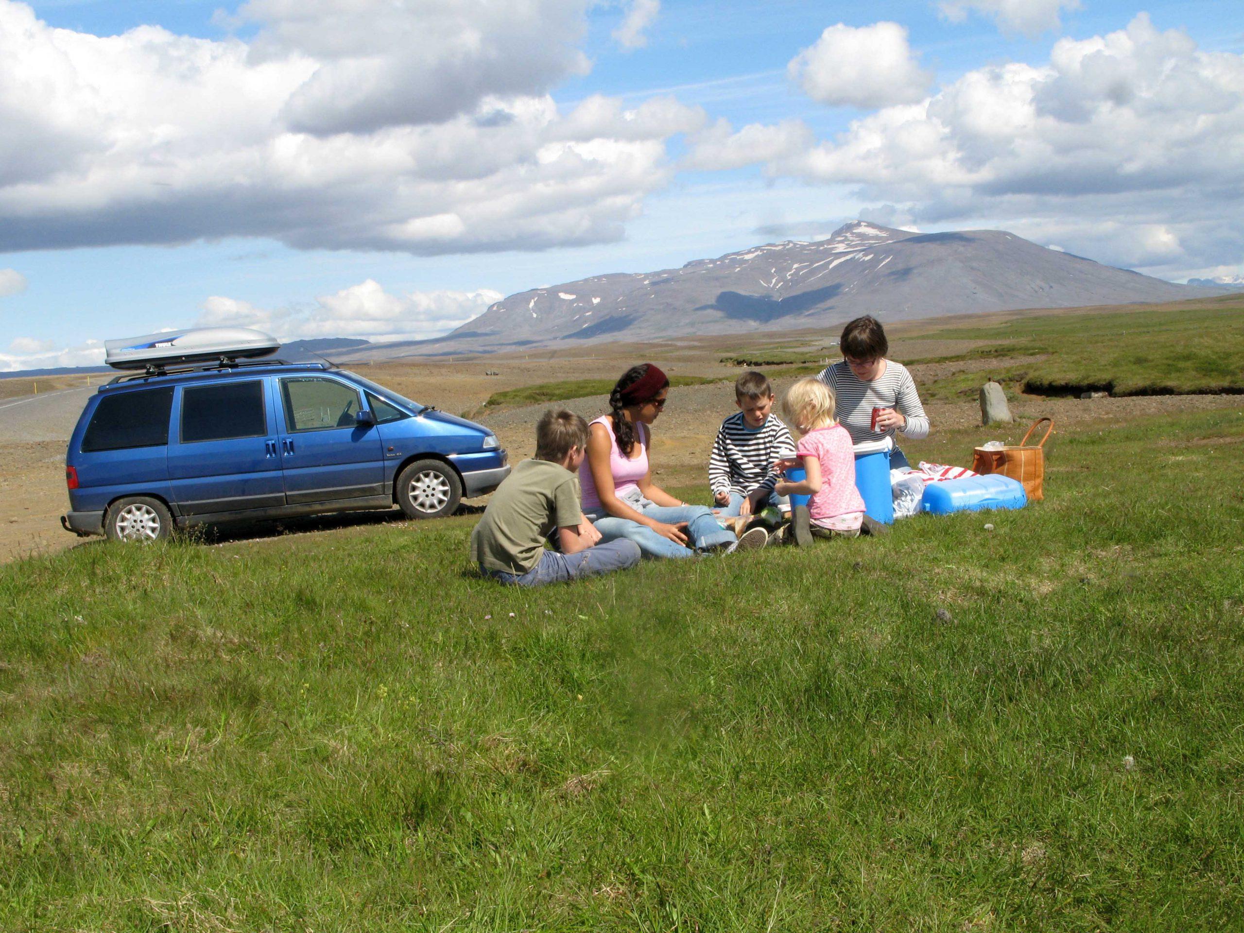 Holder Island kursen med faldende smittetal, kan landet være på vej til at blive genåbnet i de danske rejsevejledninger. Arkivpressefoto fra Smyril Line.