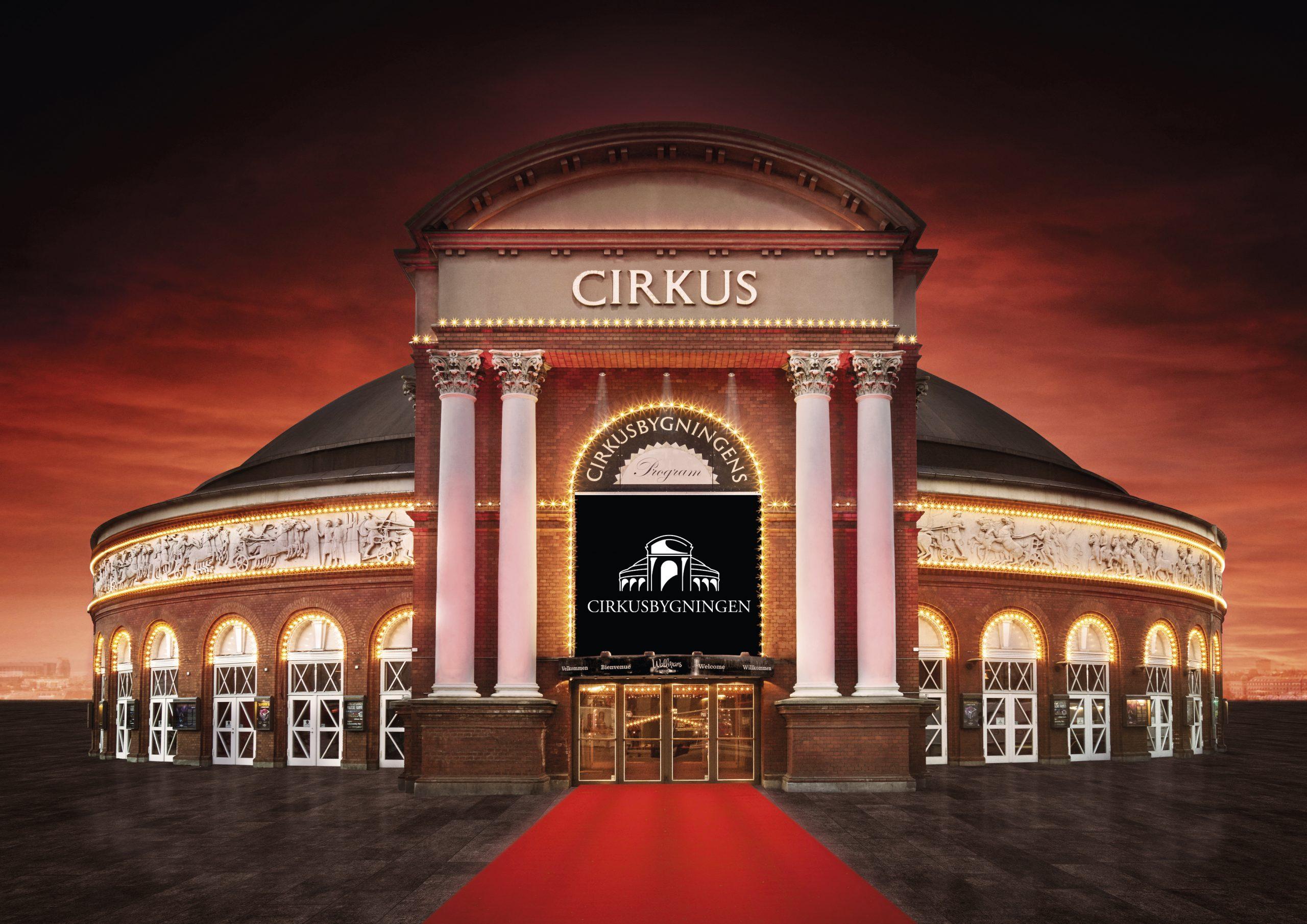 Coronakrisen har bragt svenske Moment Group med blandt andet Cirkusbygningen i København, billedet, i store økonomiske udfordringer. Men nu er der faldet en rekonstruktion på plads. PR-foto fra Moment Group.