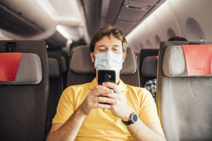 Flyselskaber er klar til at flyve turister til blandt andet Kanarieøerne og Madeira når smittetallene tillader det og eksempelvis de regionale danske rejsevejledninger er klar. Arkivfoto fra Iberia.
