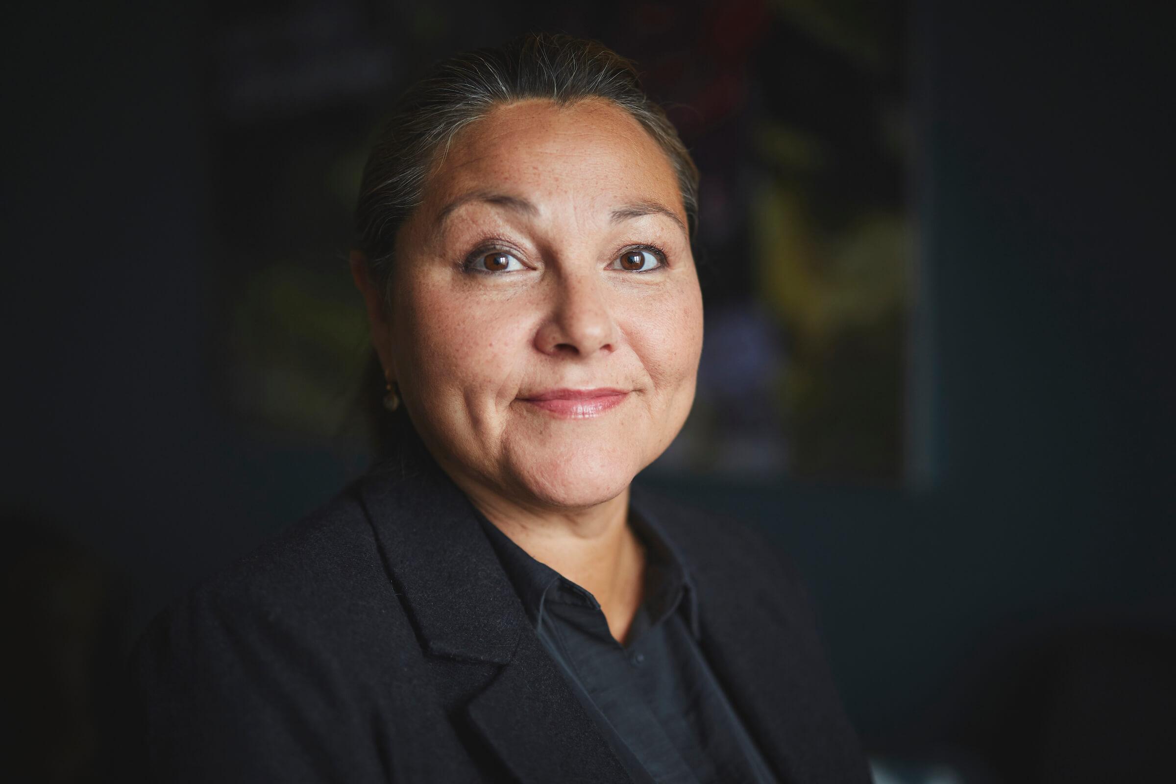 Julia Pars forlader jobbet som administrerende direktør for Visit Greenland. Foto fra Visit Greenland: Anders Lindstrøm.