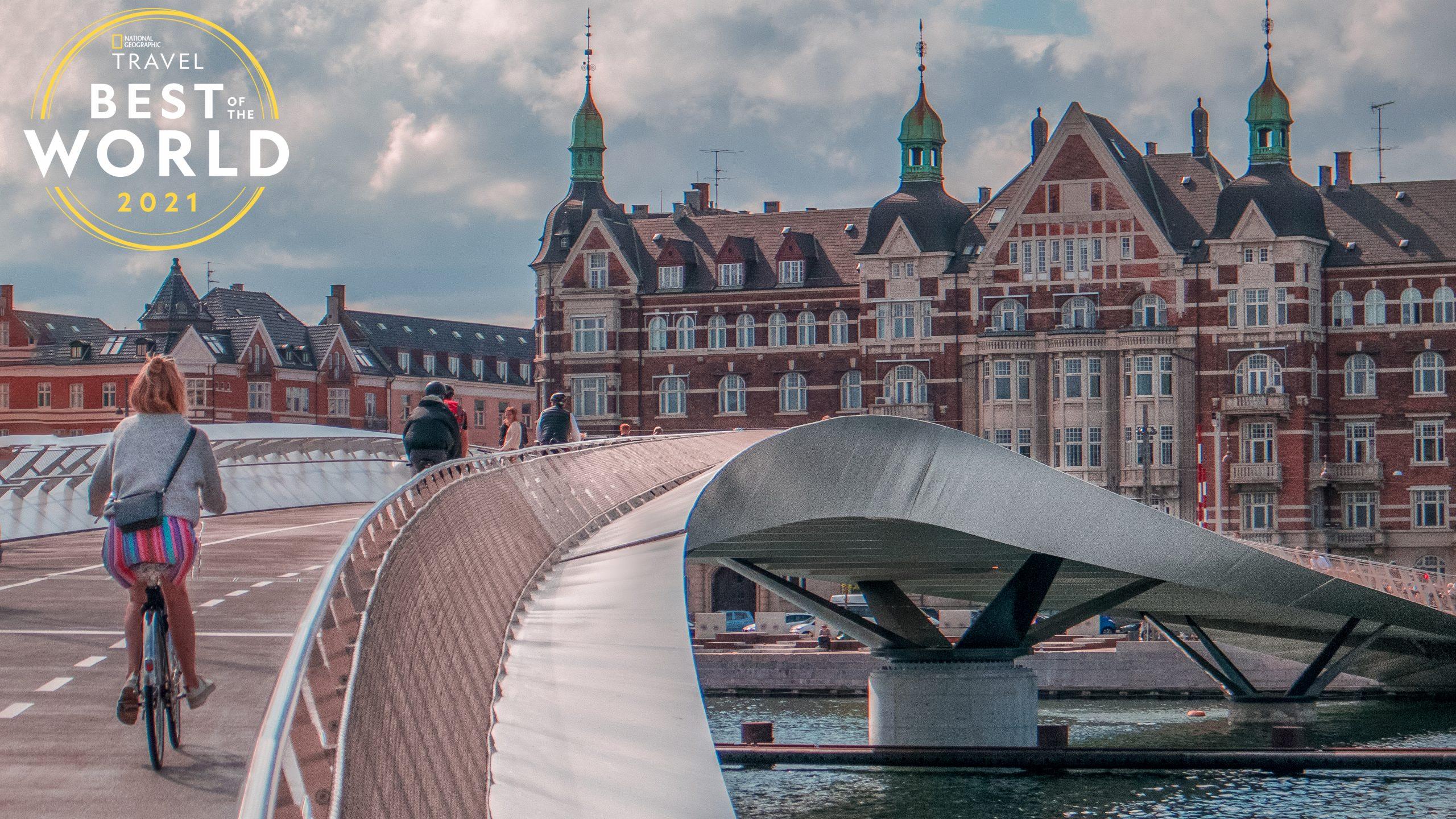 København er et af de 25 udvalgte rejsemål på National Geographics liste Best of the World 2021. Foto via Wonderful Copenhagen: Giuseppe Liverino.
