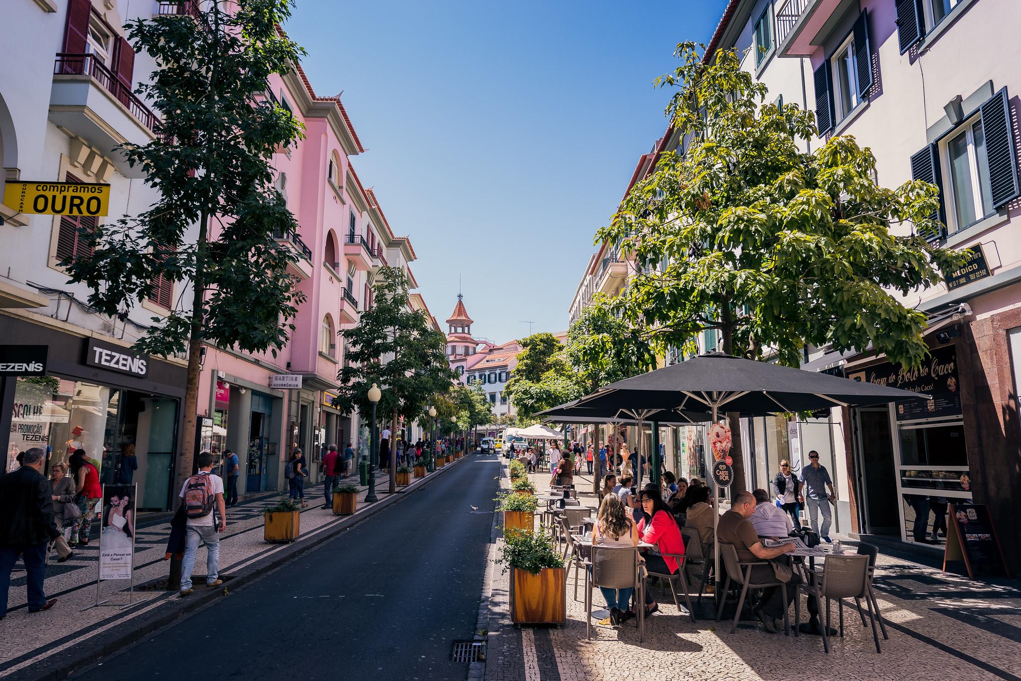 Den portugisiske atlanterhavs ø Madeira kan blive en af de europæiske regioner, der først åbnes i de nye regionale danske rejsevejledninger. Arkivpressefoto fra Visit Madeira.