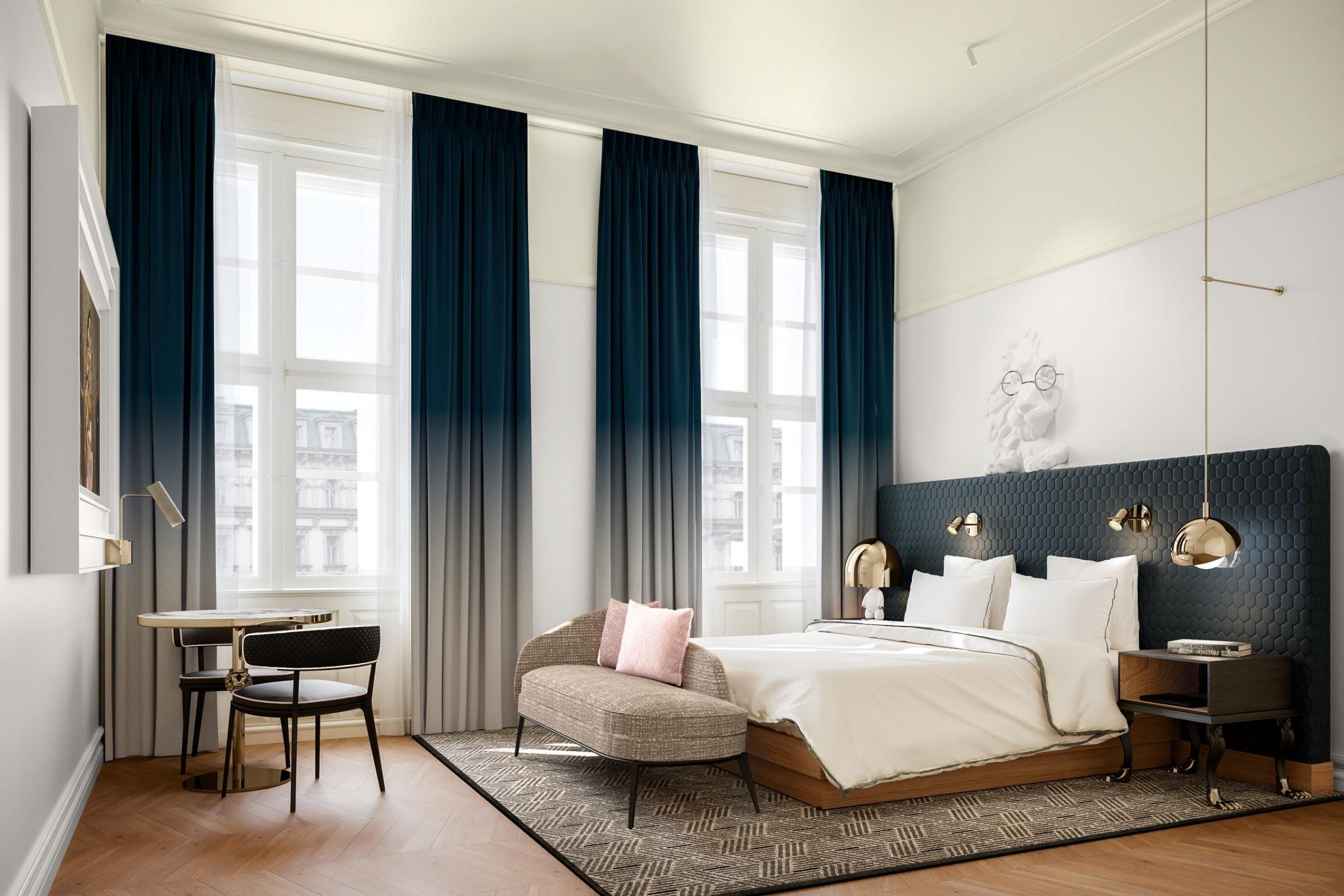 Et af de mange kommende Hyatt-hoteller i Europa bliver fra varemærket Andaz og skal blandt andet være i Prag, hvor hotellet får 176 værelser. Pressefoto: Hyatt Hotels Corporation.