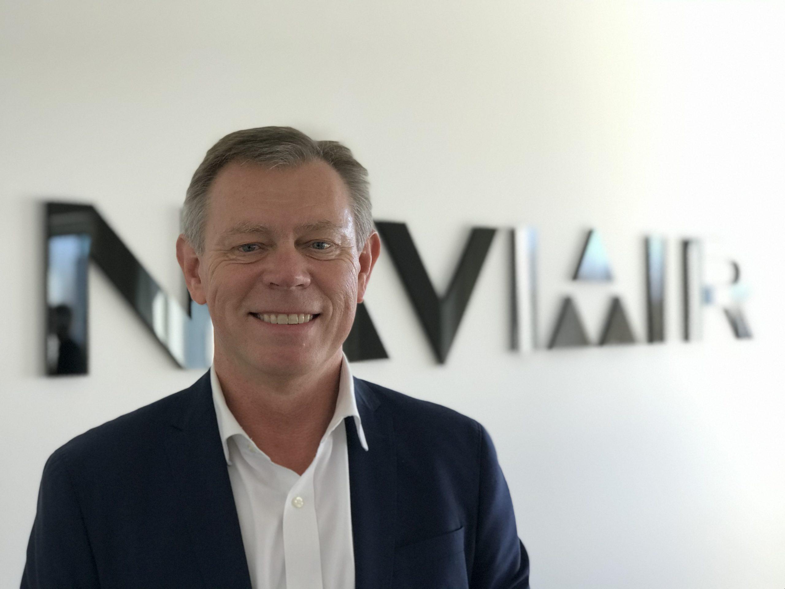 Per Møller Jensen begynder lige efter årsskiftet som ny administrerende direktør for Stjernegaard Rejser. Foto: Jan Vinberg Eliassen, Naviair.