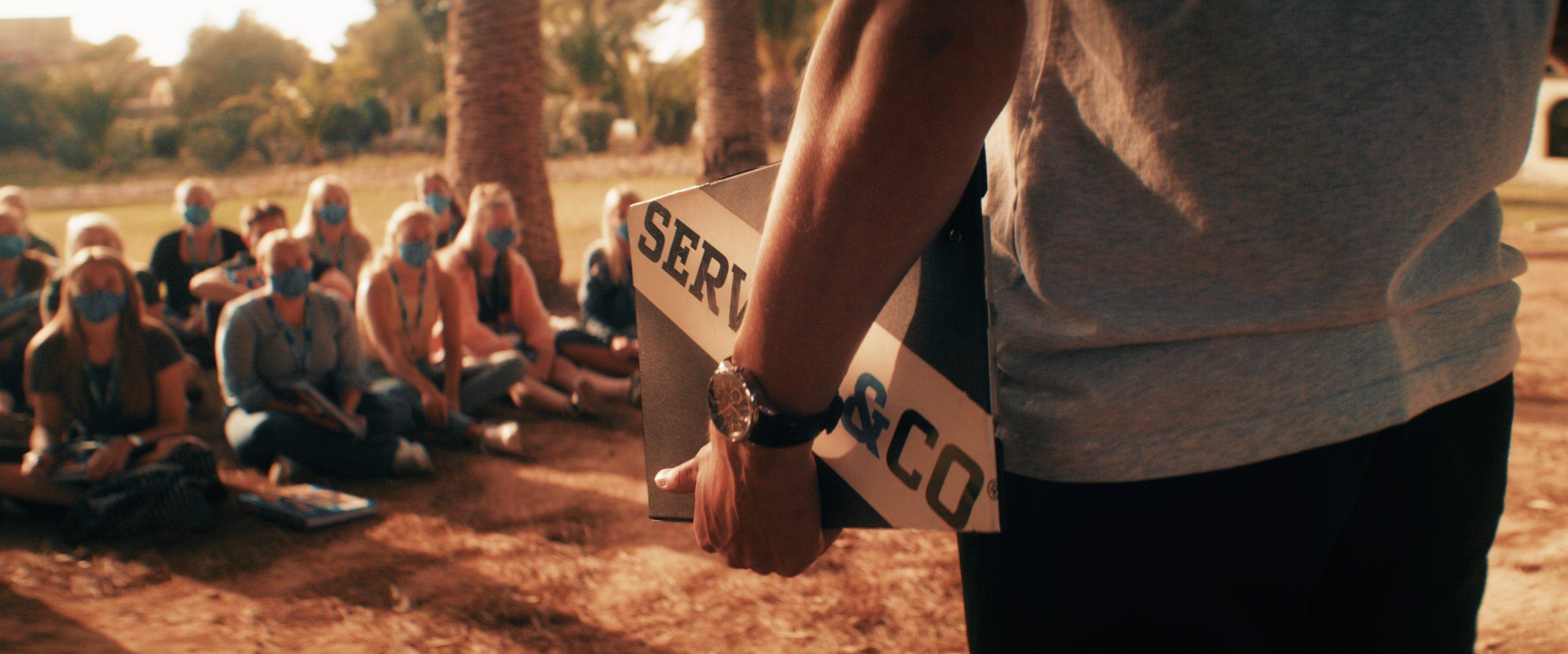 Den danske guideuddannelse Service & Co. har i fem uger haft 87 elever på guideskole på Malta, uden nogen blev smittet eller var smittet efter hjemkomsten. PR-foto: Service & Co.