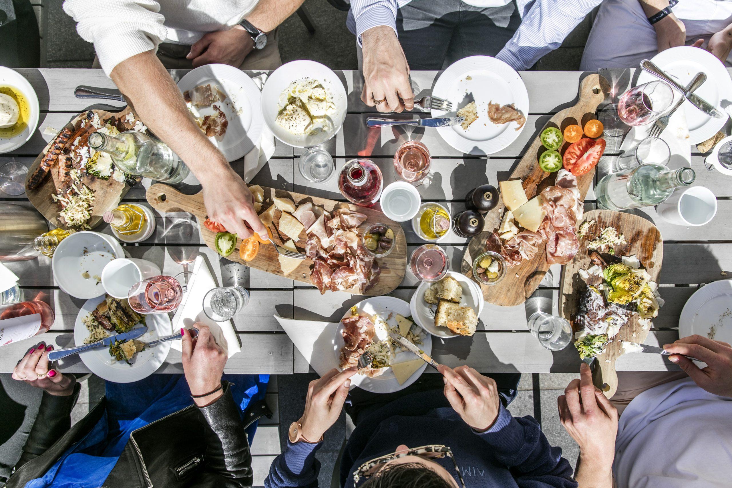 Der er tilfredshed i blandt andet restaurant-, hotel- og MICE-erhvervet med den nye politiske aftale. Arkivpressefoto fra VisitDenmark, Chris Tonnesen.