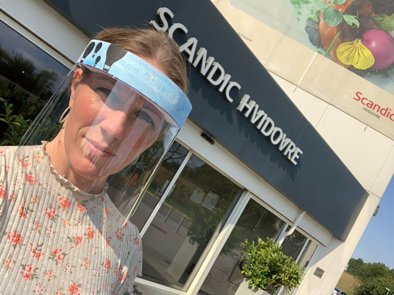Scandic Hvidovre er et af de otte af kædens hoteller i Danmark, der fortsat holdes åbent under den netop bebude midlertidige nedlukning. Linkedinfoto fra Scandic Hvidovre.