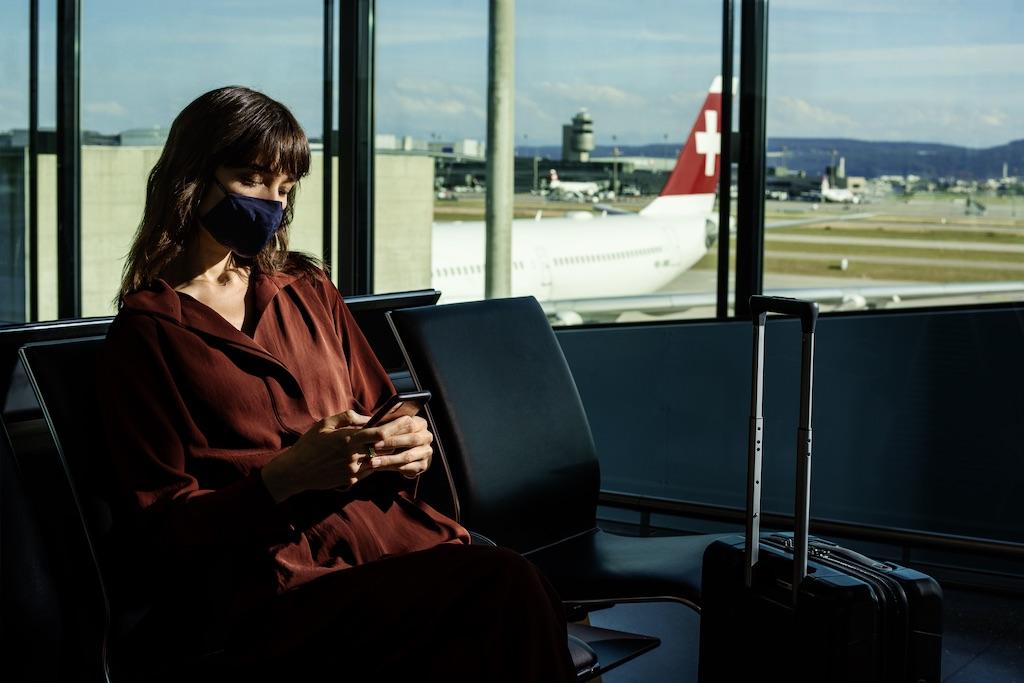 Swiss, et af flyselskaberne i Lufthansa Group, er blandt de flyselskaber som erhvervsrejsebureauet American Express Global Business Travel har indgået ny NDC-aftale med. Pressefoto fra Swiss International Air Lines.