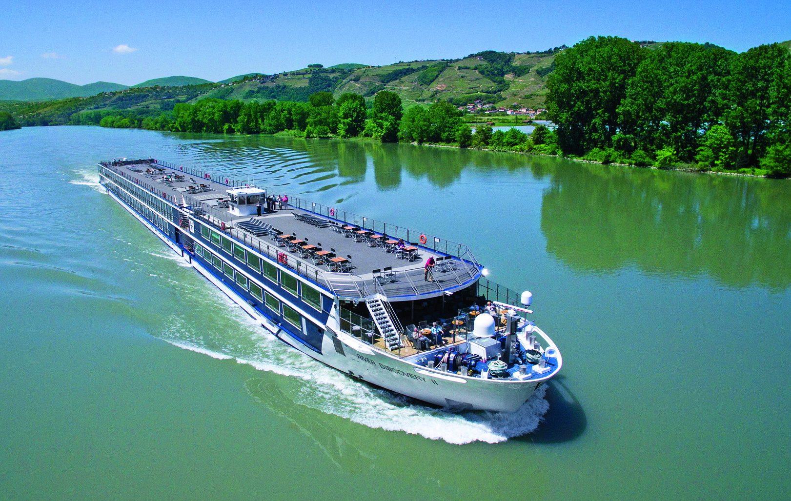 Danske CruiseAway, der blandt andet chartrer skibe til krydstogter på europæiske floder, er krakket. ImageBank-foto fra CruiseAway.